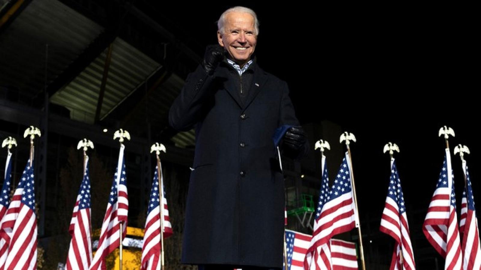 Nhiều nước Arab chúc mừng chiến thắng của ông Joe Biden