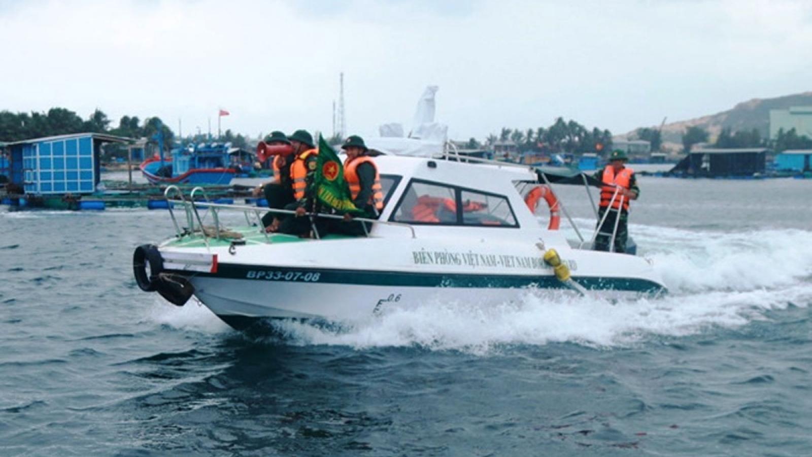 Các tỉnh miền Trung triển khai ứng phó với bão số 13