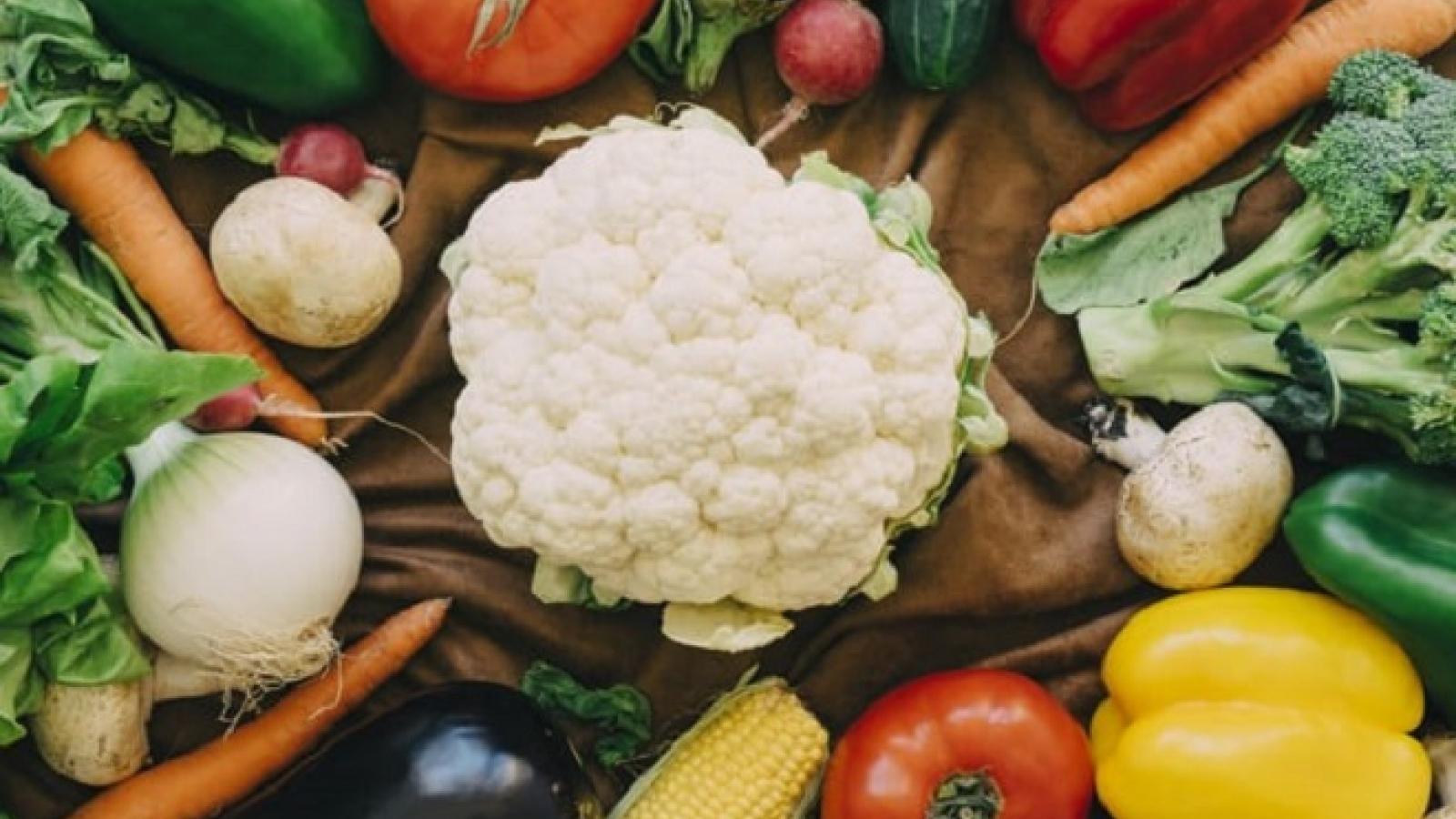 Tạm biệt da khô nứt nẻ vào mùa đông với những thực phẩm sau