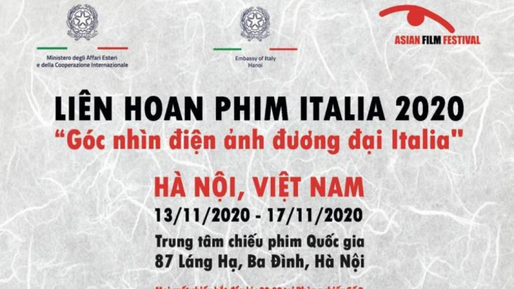 Hanoi, HCM City to host Italian Film Festival 2020