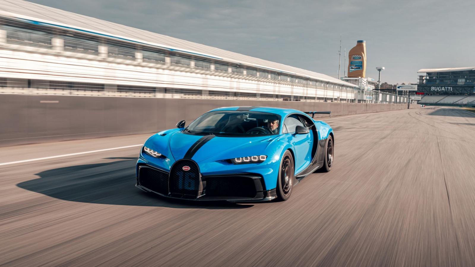 Ngỡ ngàng trước số tiền phải bỏ ra để sở hữu Bugatti Chiron