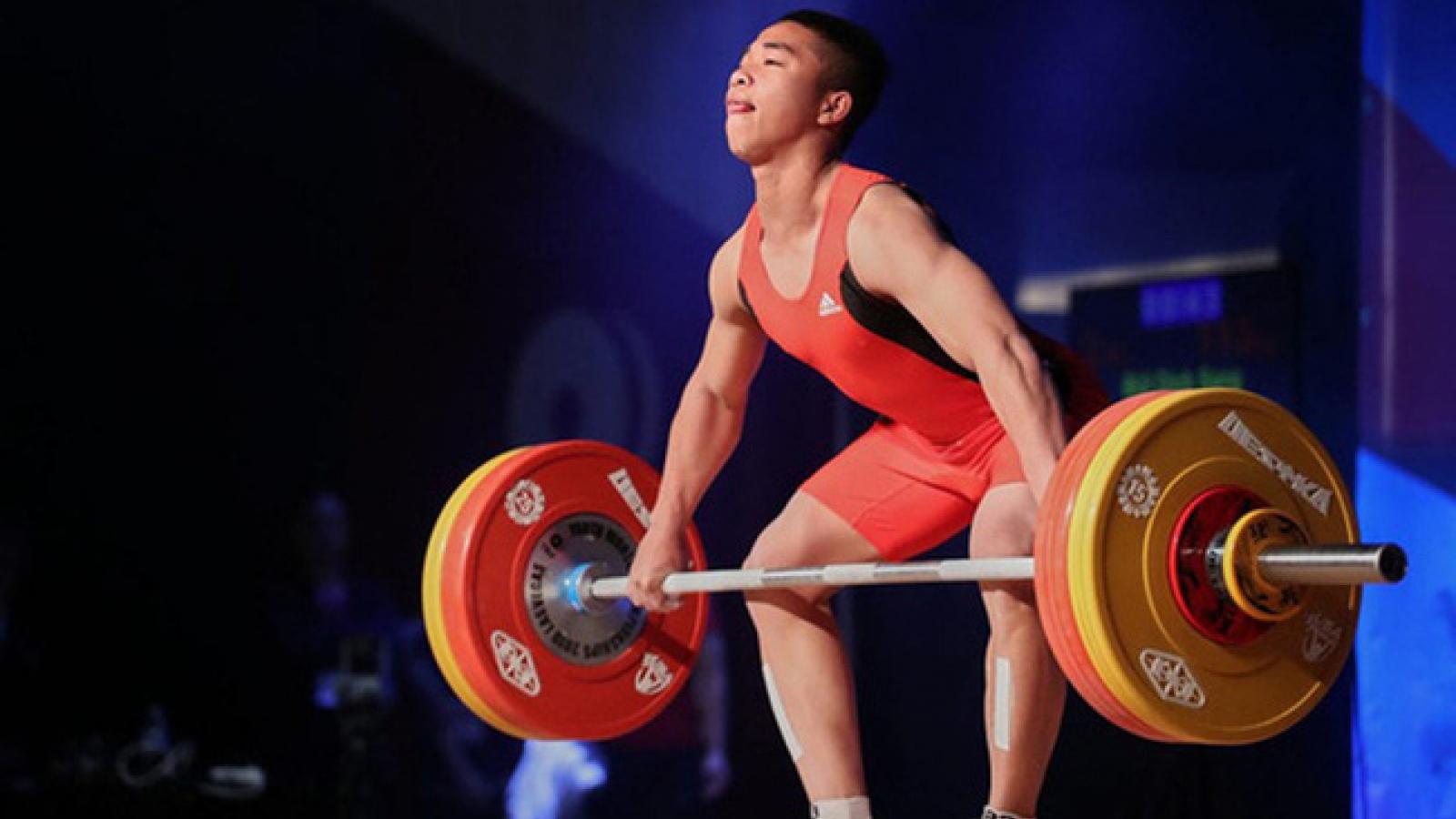 Hai VĐV cử tạ Việt Nam bị cấm thi đấu 4 năm vì doping