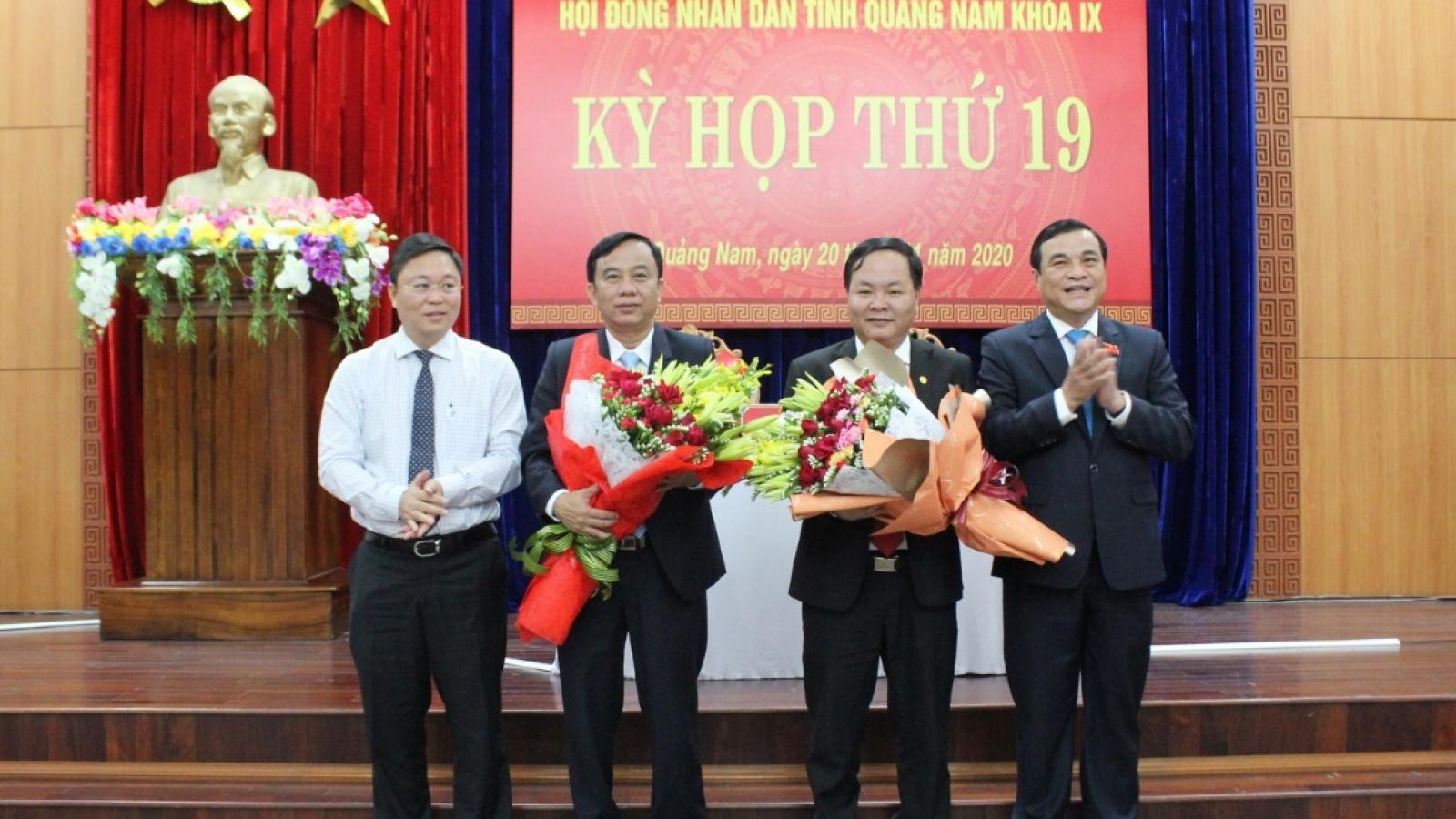 Bí thư Thành ủy Tam Kỳ được bầu làm Phó Chủ tịch tỉnh Quảng Nam