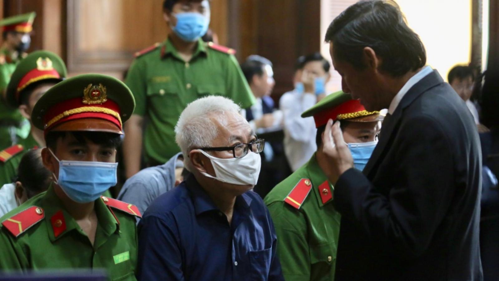 Đại án DAB: Trần Phương Bình bị đề nghị án chung thân
