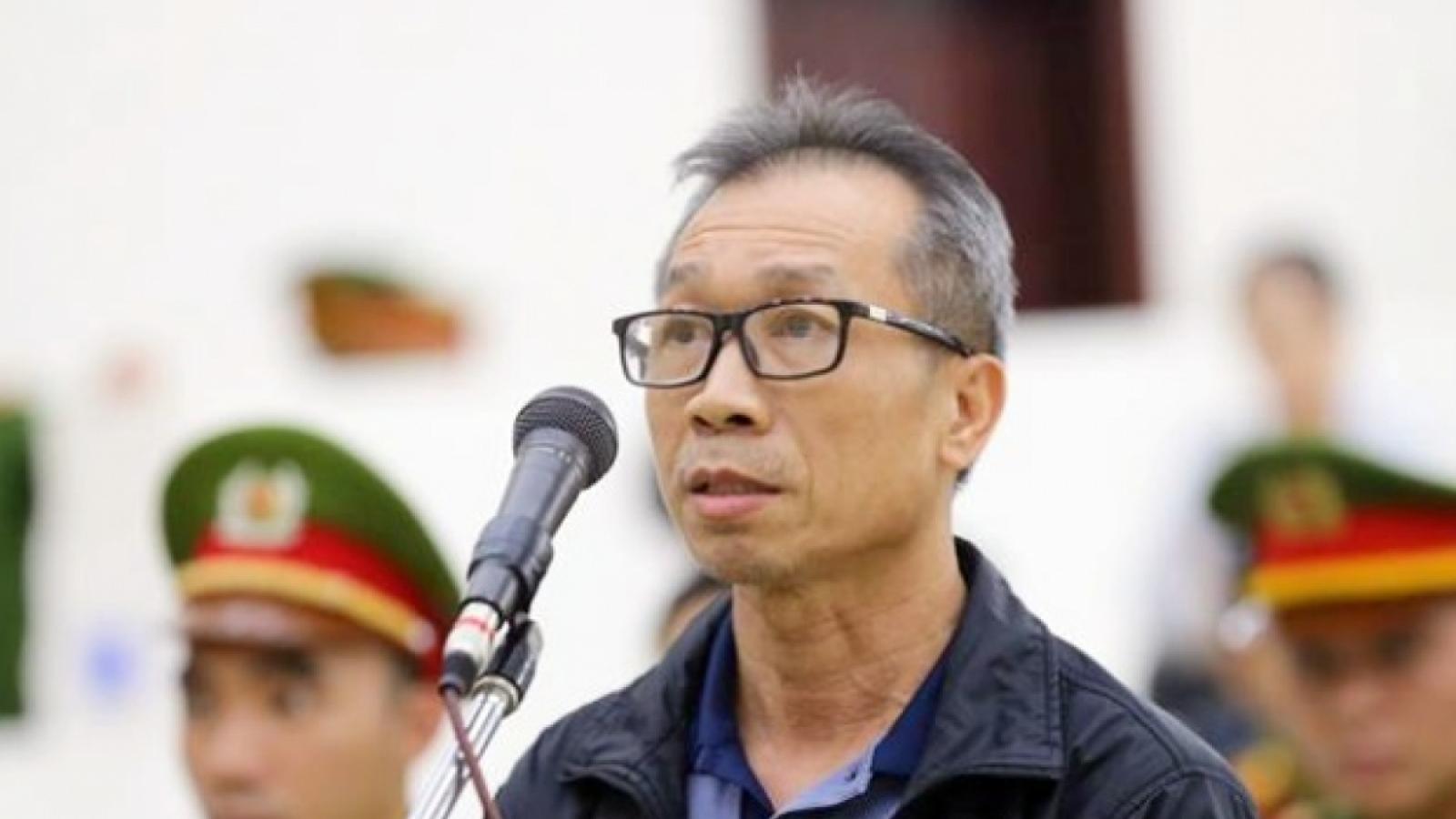 Vụ án liên quan ông Trần Bắc Hà: 3 người có đơn kháng cáo