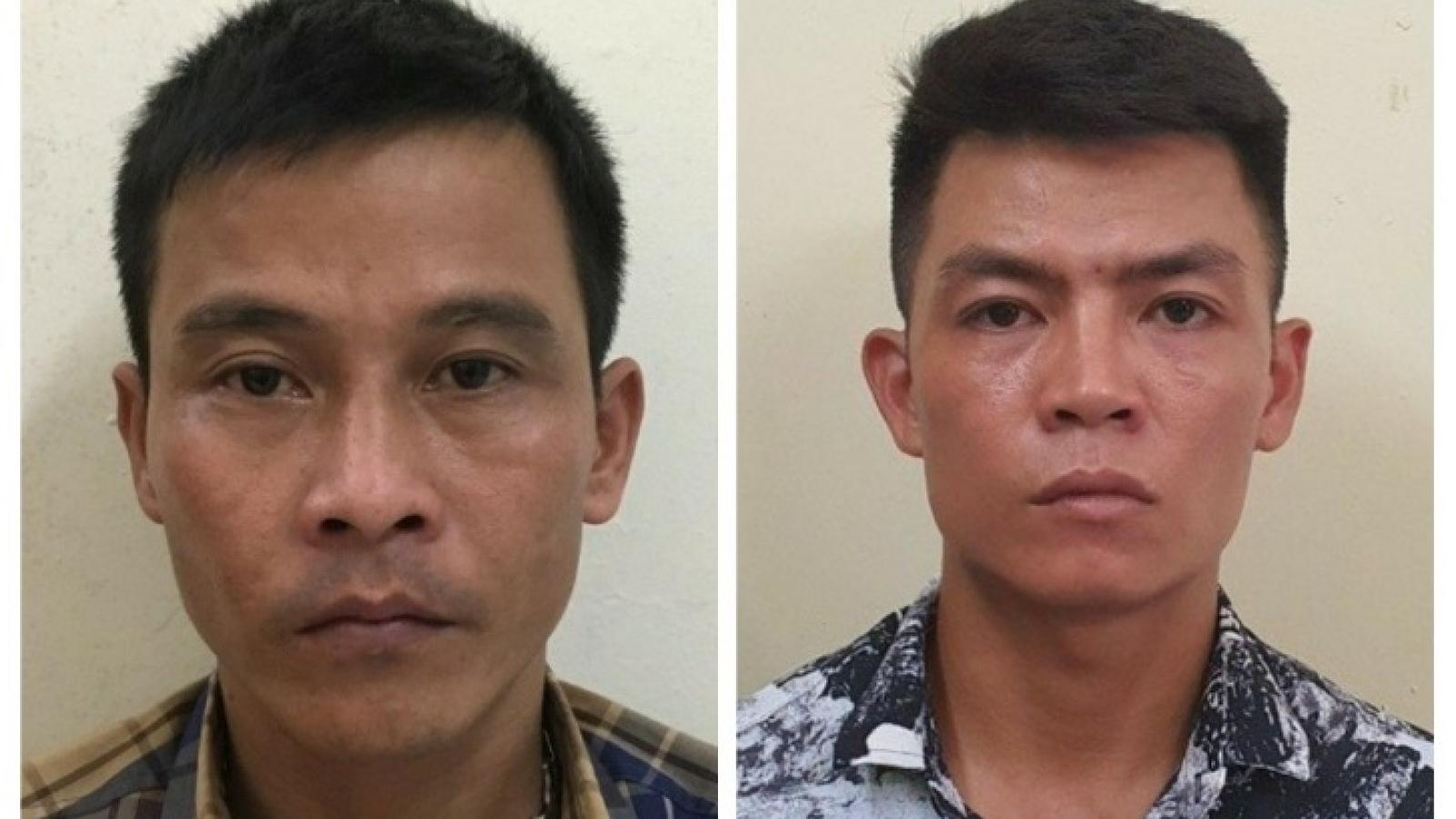 Khởi tố 2 đối tượng giả danh nhân viên an ninh, cướp tài sản trên sông Đá Bạc