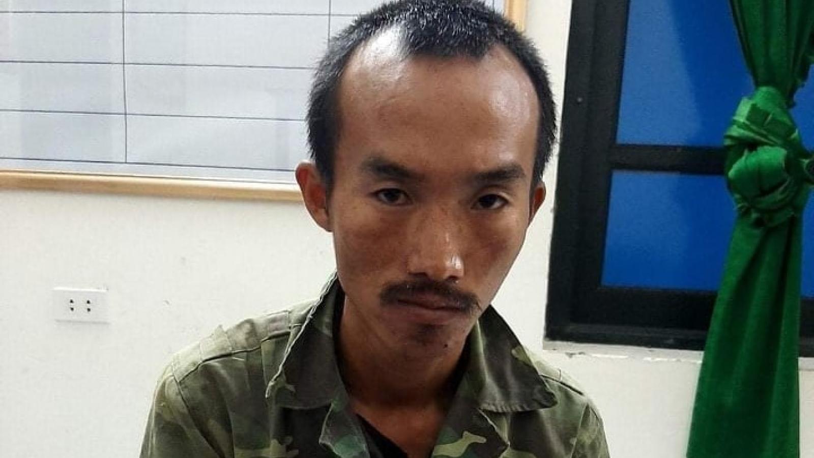 Bị vây bắt, nhóm buôn ma túy nổ súng khiến 1 cán bộ biên phòng bị thương