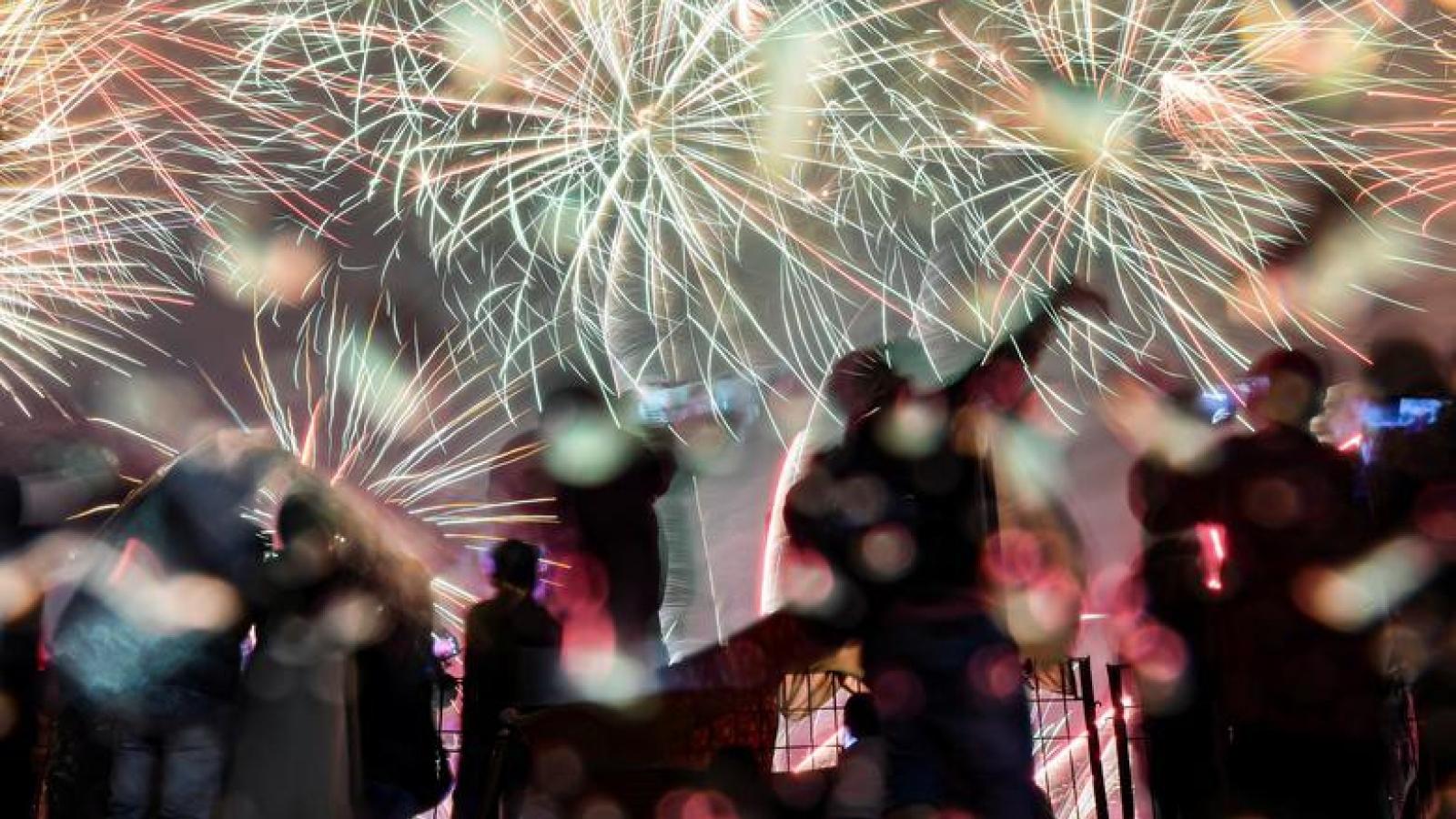 Từ ngày 11/1/2021, người dân được đốt những loại pháo hoa nào?