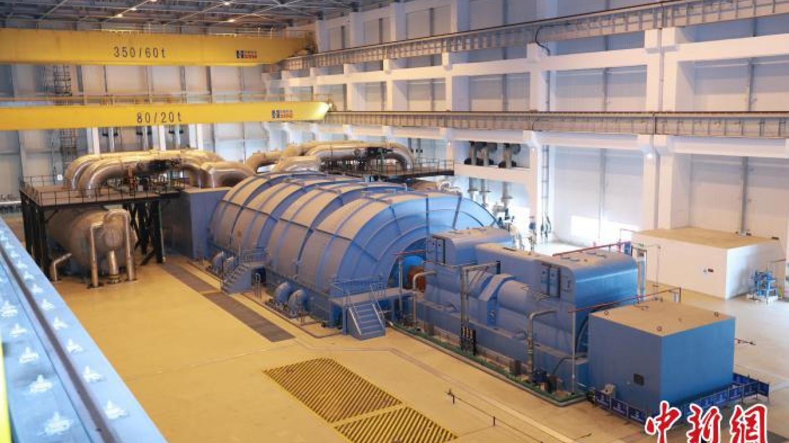 Trung Quốc chính thức trở thành quốc gia có công nghệ điện hạt nhân hiện đại