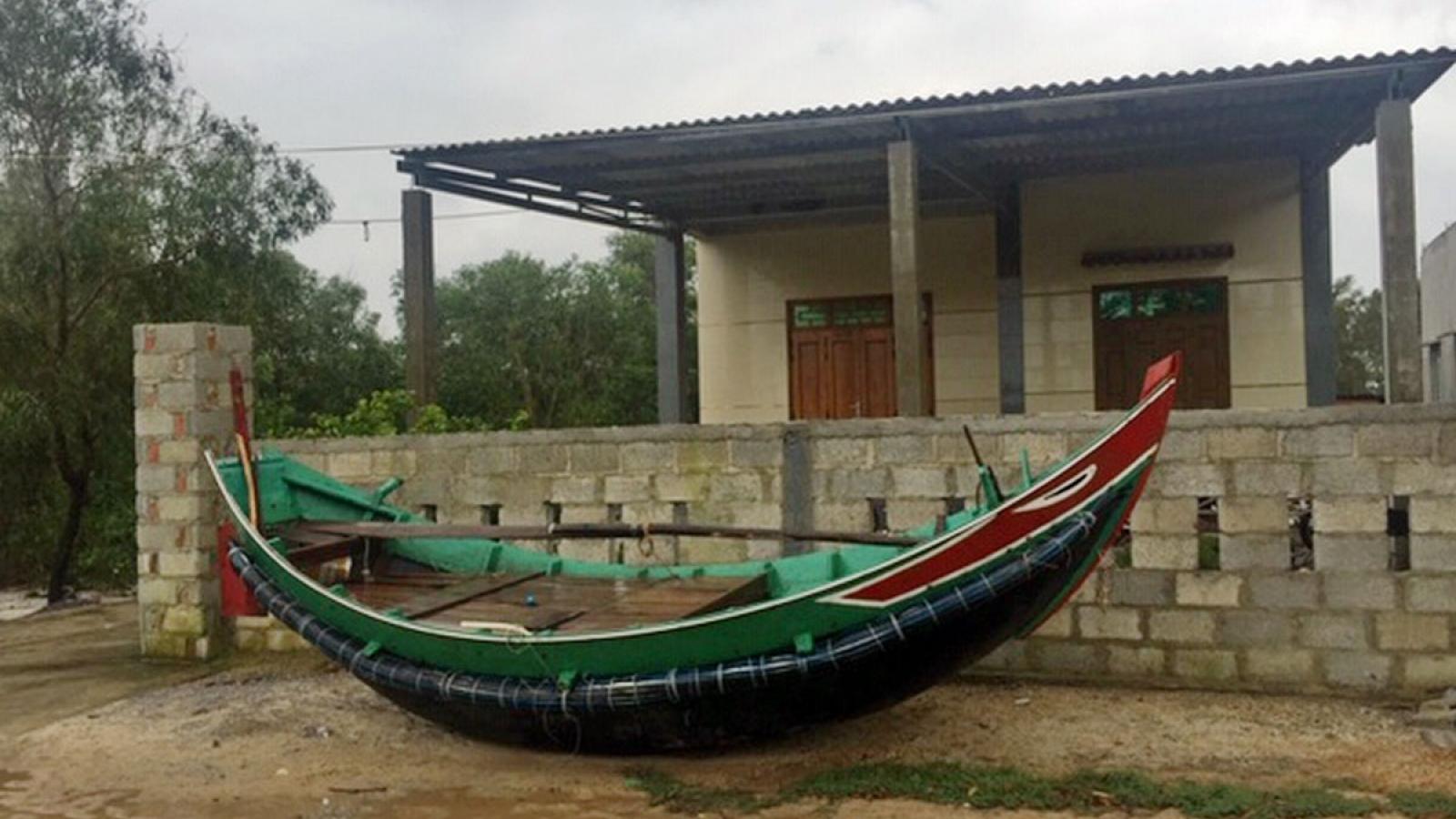 Quảng Bình hoàn thành sơ tán dân trước 16h hôm nay