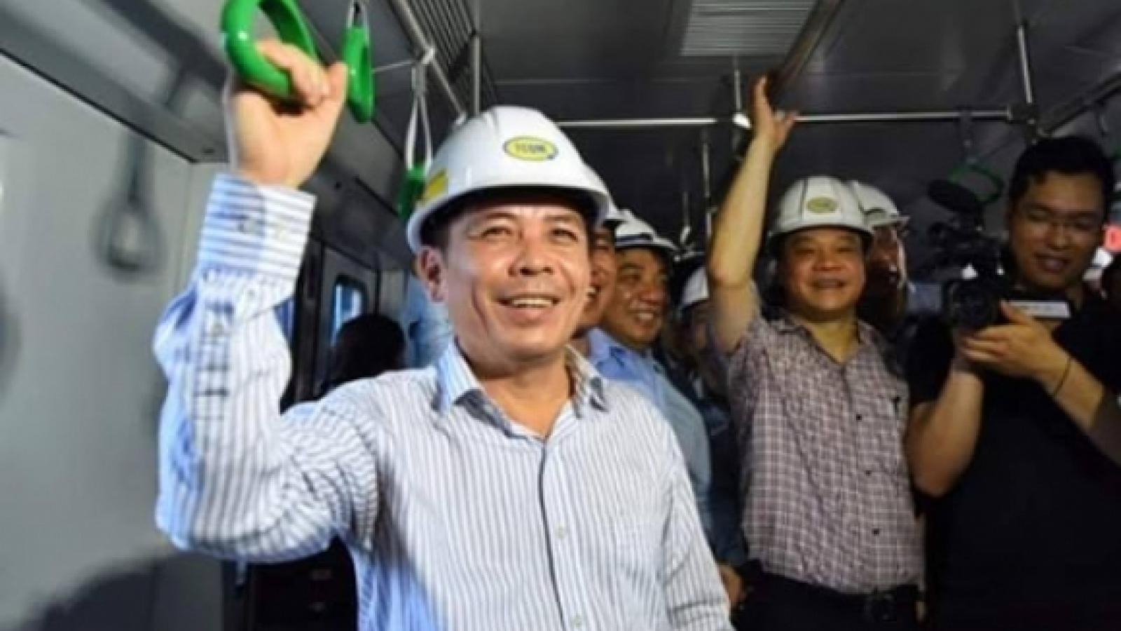 """""""Nút thắt"""" của tuyến Cát Linh- Hà Đông ở đâu, có xong như Bộ trưởng hứa?"""