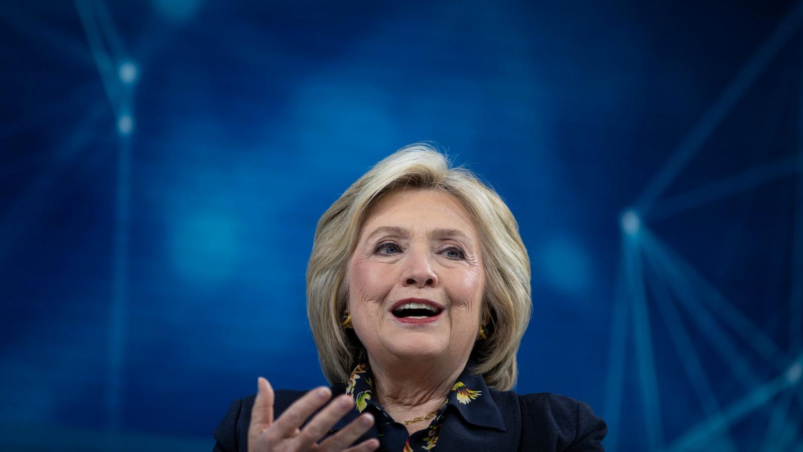 Bà Hillary Clinton vắng mặt bí ẩn khi Ngày bầu cử Tổng thống Mỹ 2020 cận kề