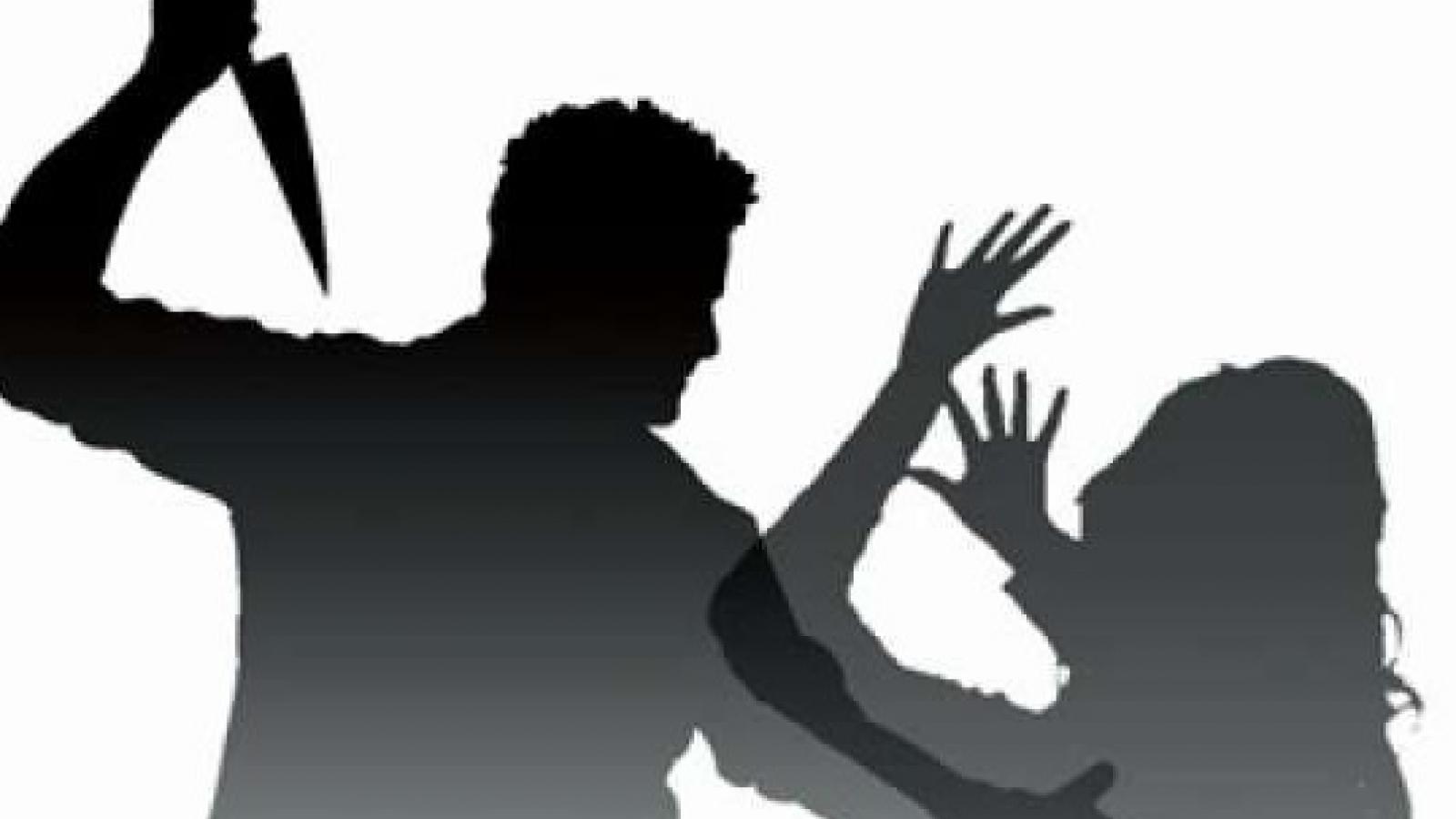 Đâm chết vợ ngay tại nhà cha mẹ vợ