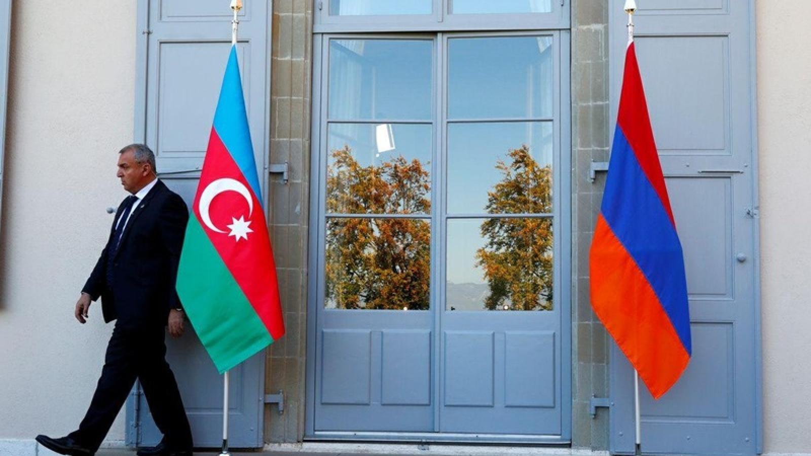 Armenia và Azerbaijan cáo buộc lẫn nhau sử dụng vũ khí hóa học