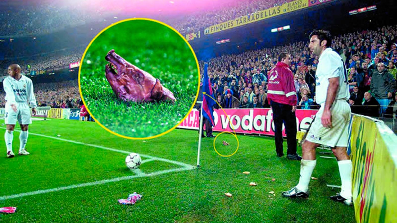 """Ngày này năm xưa: Cầu thủ đắt giá nhất thế giới được """"chào đón"""" bằng chiếc đầu lợn"""
