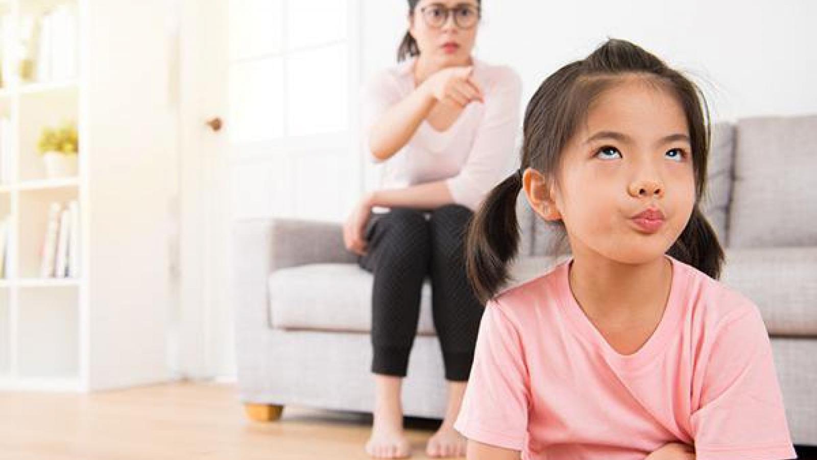 Những lời nói cần cân nhắc trước khi nói để không làm tổn thương con trẻ