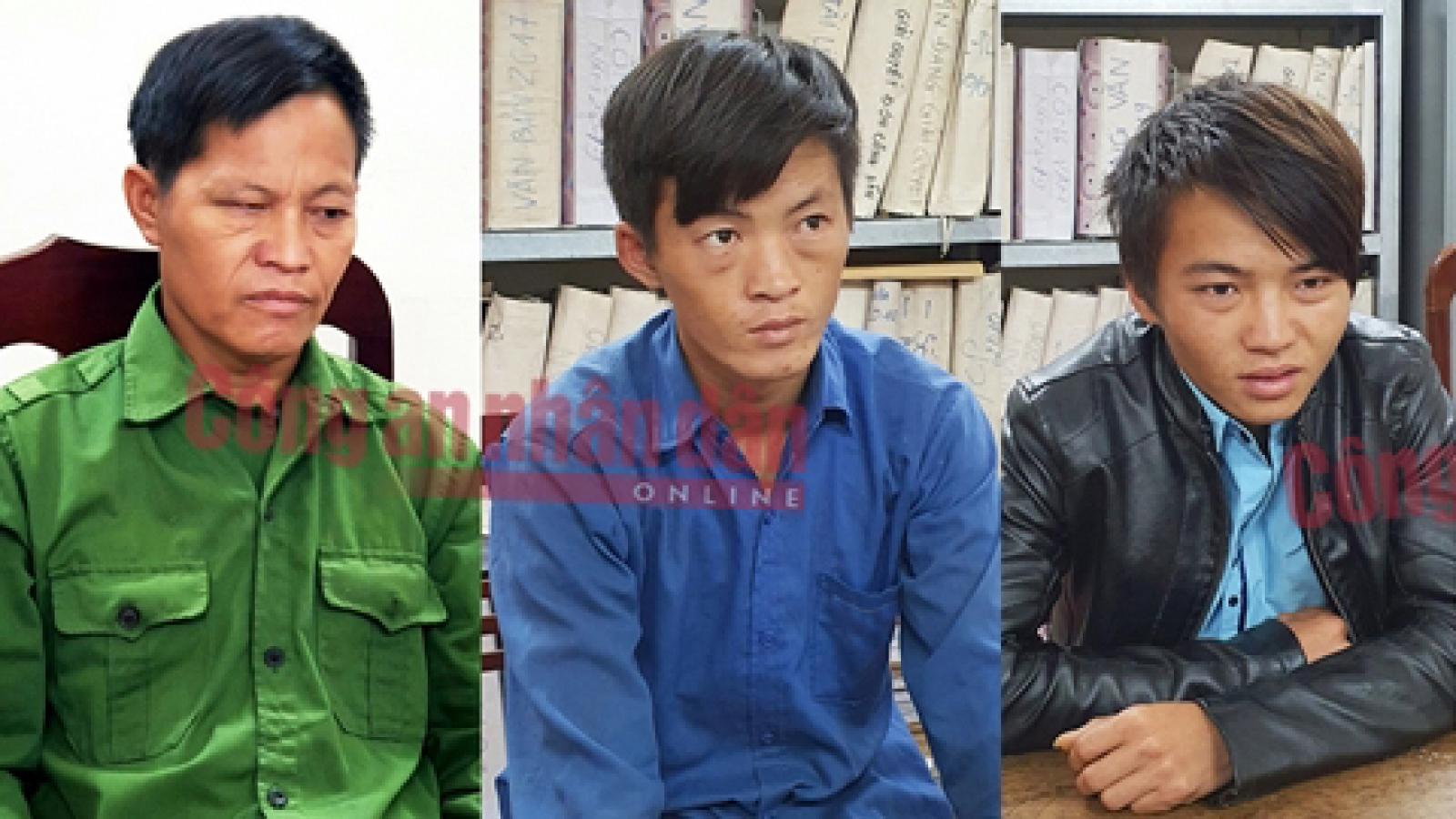 Hé lộ kế hoạch giết hàng xóm của 4 bố con ở Hà Giang