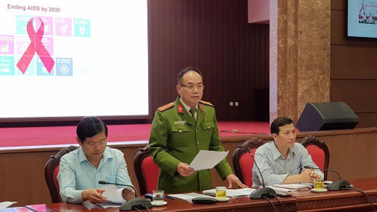 Công an Hà Nội mở các đợt cao điểm tấn công trấn áp tội phạm bảo đảm an ninh, trật tự