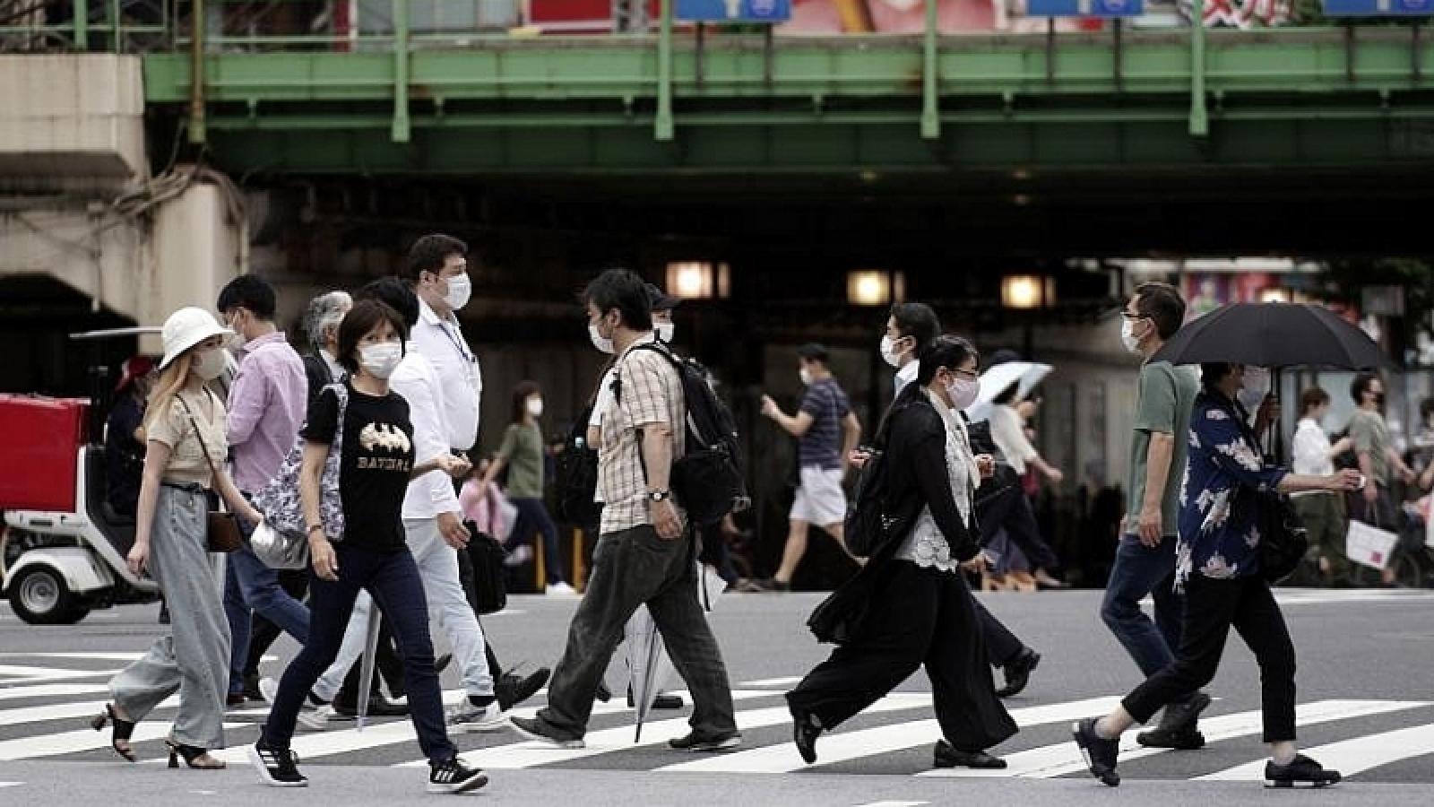 Số ca Covid-19 tại Nhật Bản và Hàn Quốc liên tục lập kỷ lục mới