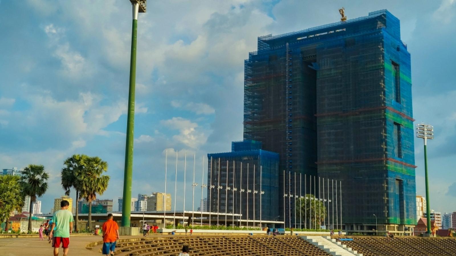 Covid-19 khiến lĩnh vực đầu tư tư nhân ở Campuchia giảm gần 60%