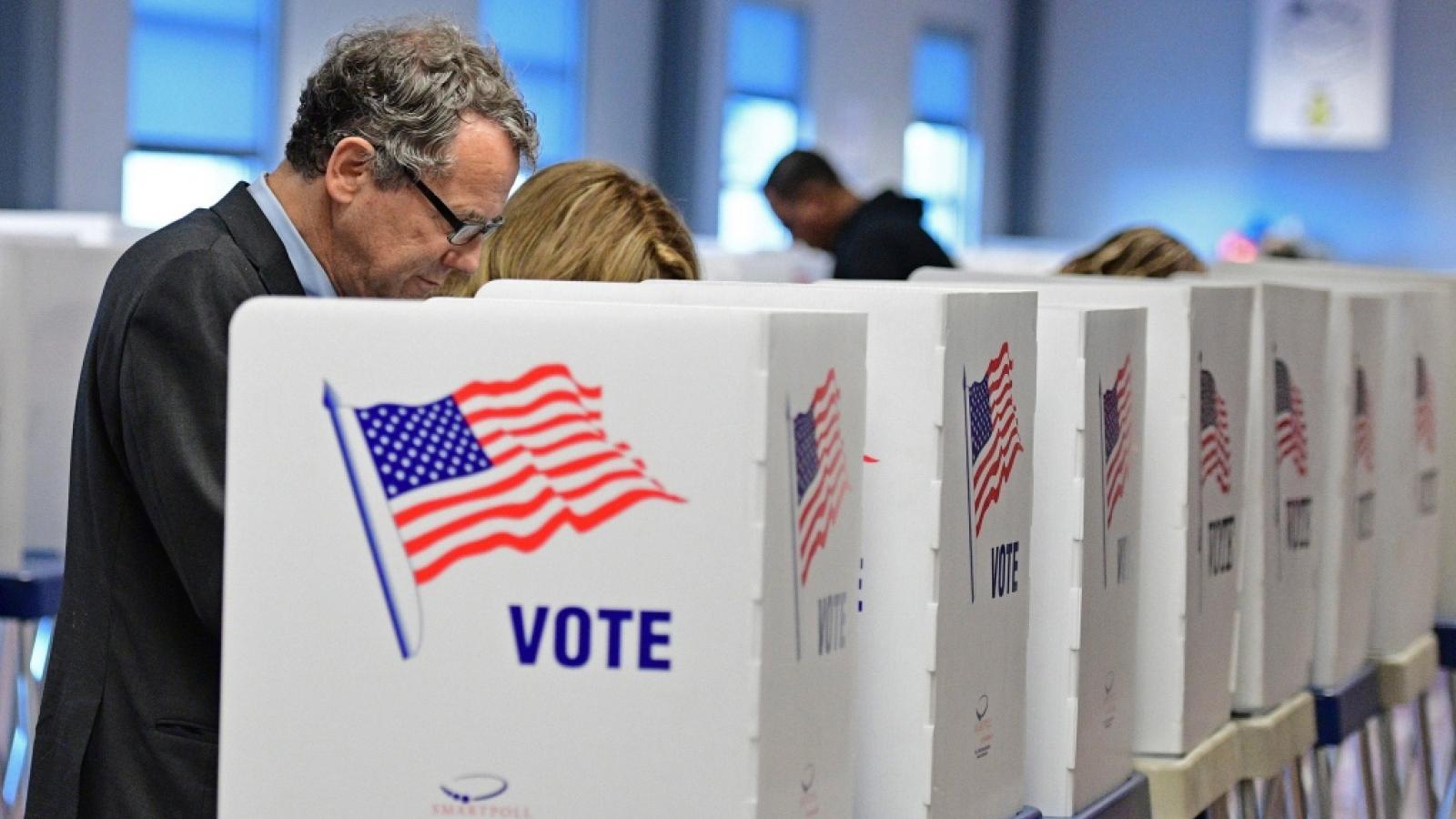 Bầu cử tổng thống Mỹ: 98 triệu cử tri đã bỏ phiếu, vậy còn ai chưa đi bầu cử?