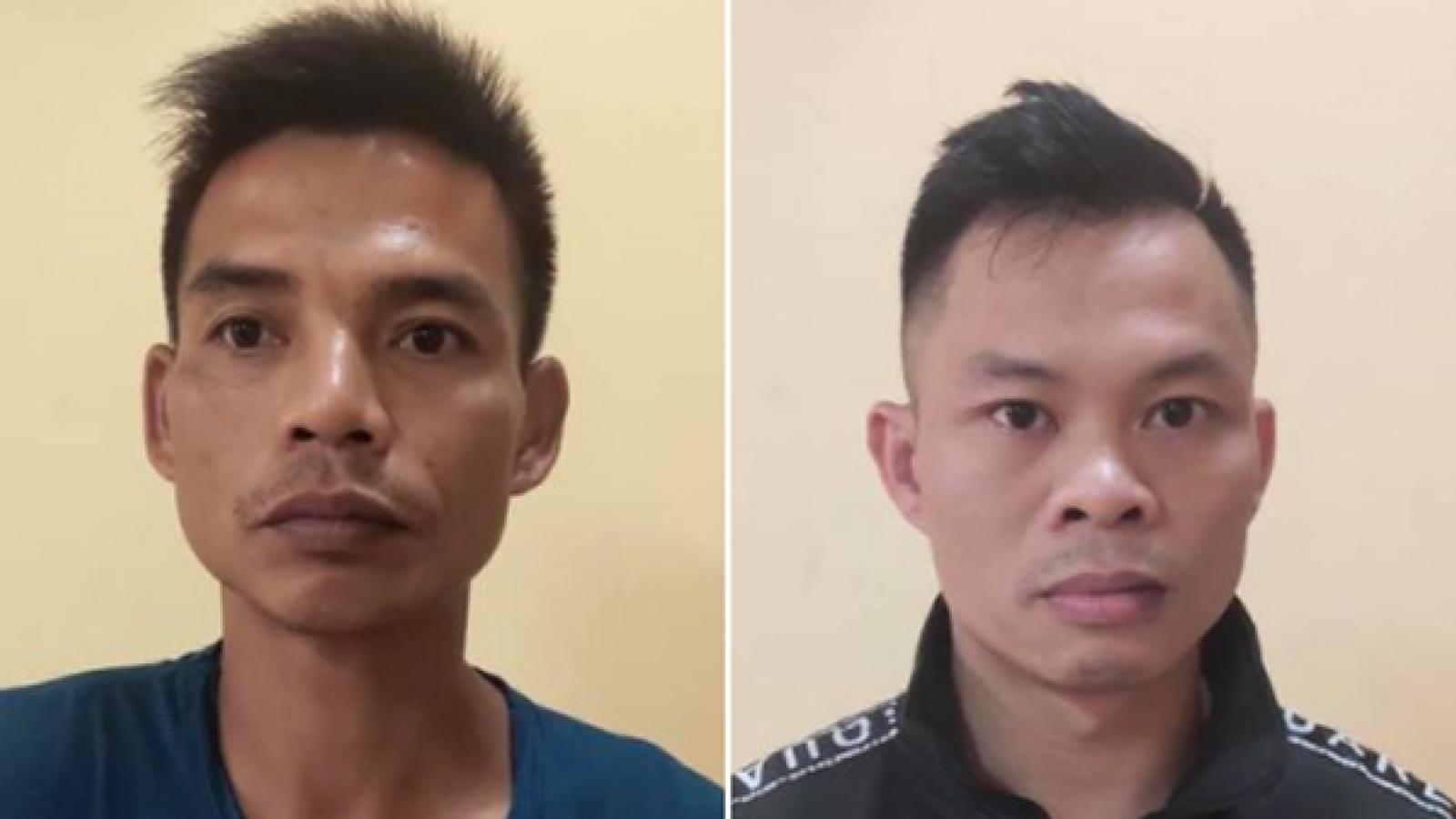 Tóm gọn 2 đối tượng gây ra vụ cướp trên đường Trần Hưng Đạo