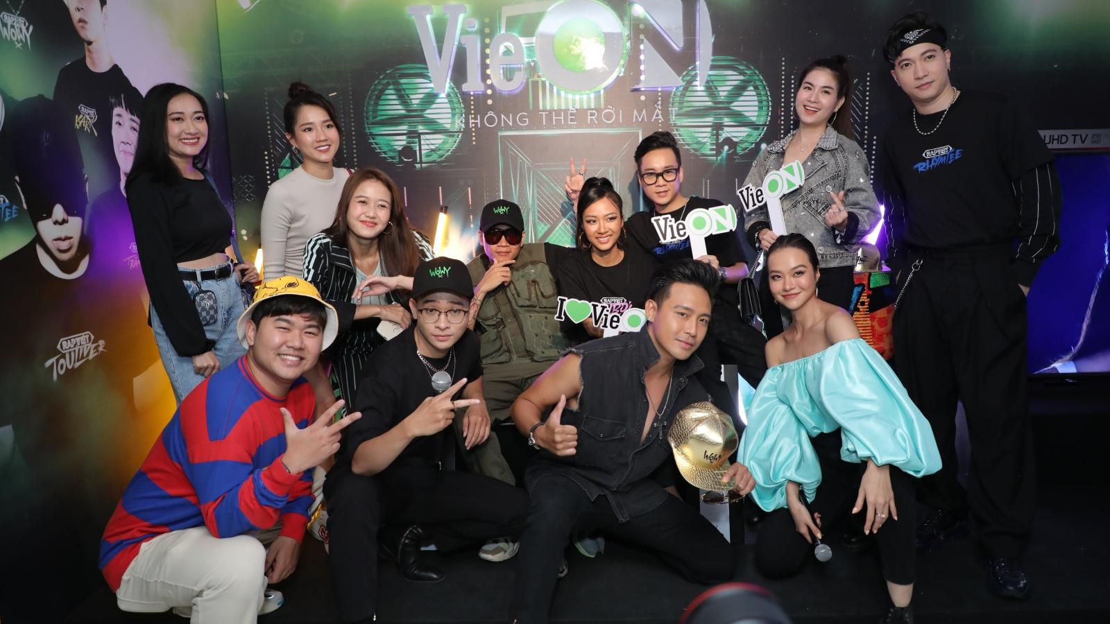 """JustaTee: """"Từng không dám nghĩ Rap Việt sẽ được yêu thích nồng nhiệt"""""""