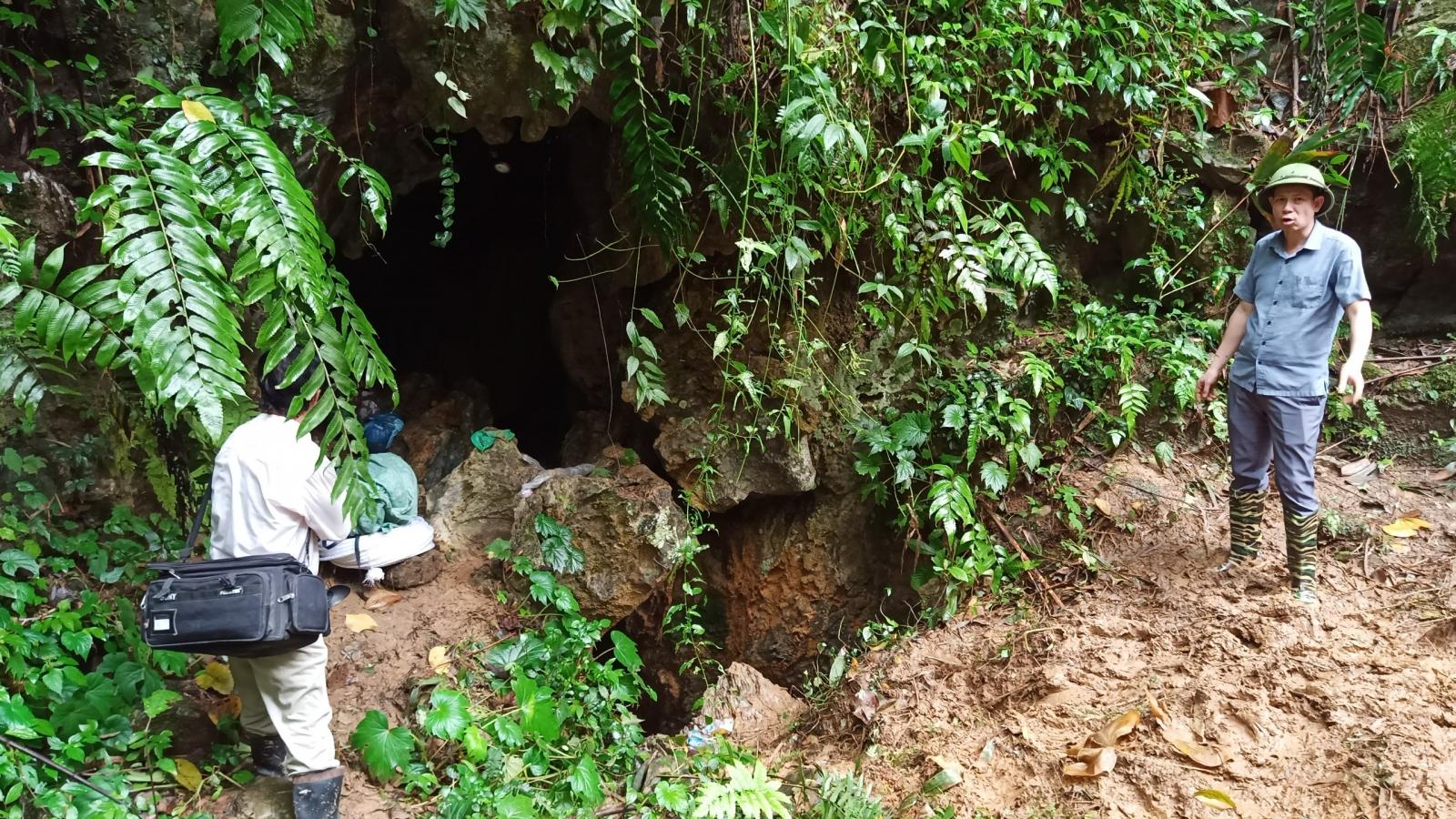 Có thể phải dừng hẳn việc tìm người mất tích trong hang núi ở Cao Bằng