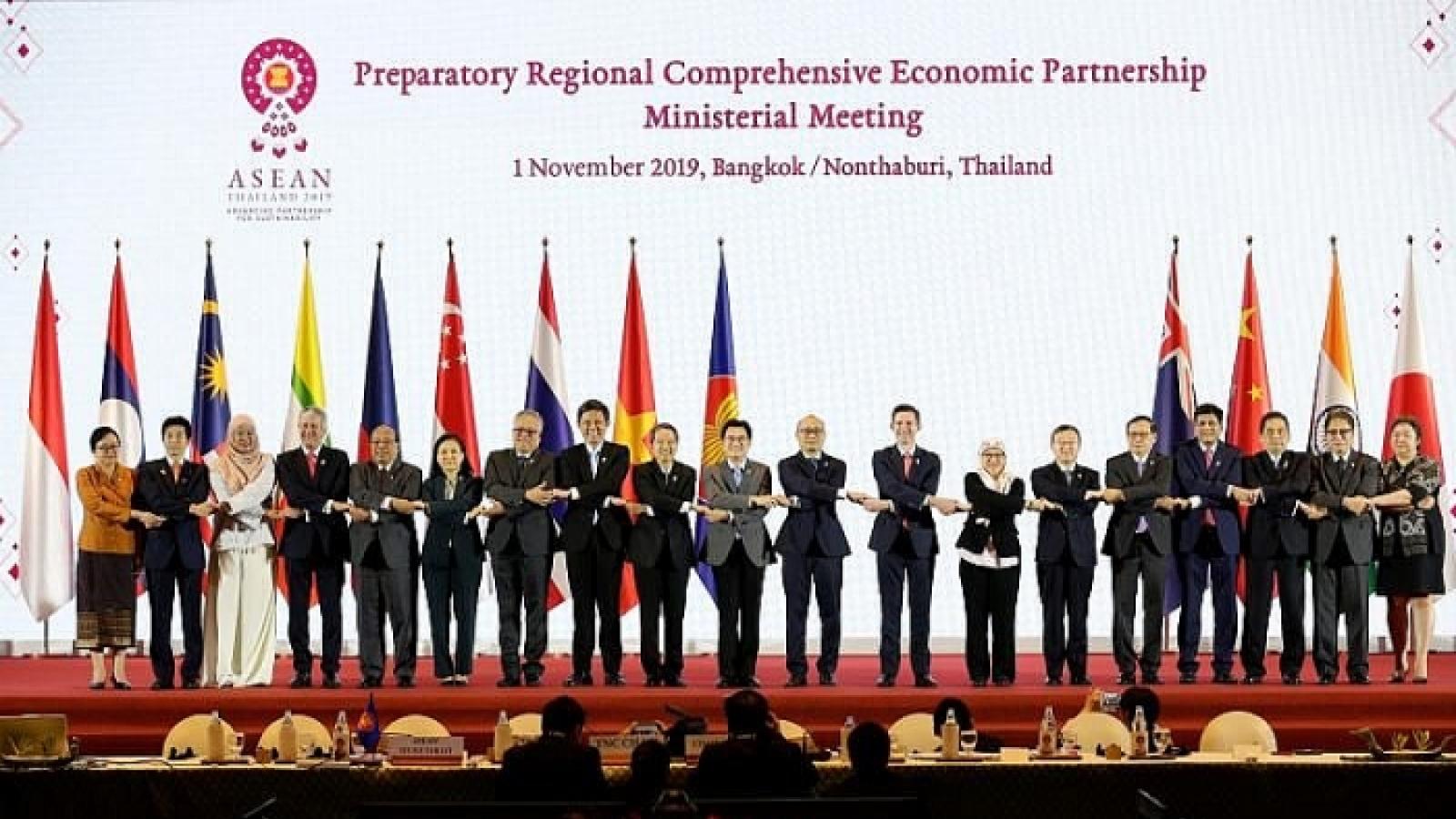 Hội nghị Ủy ban đàm phán thương mại RCEP