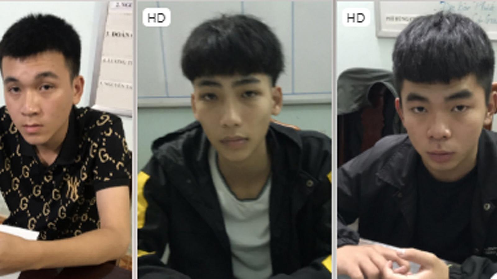 3 đối tượng đánh nam sinh ở Bình Phước tử vong ra đầu thú