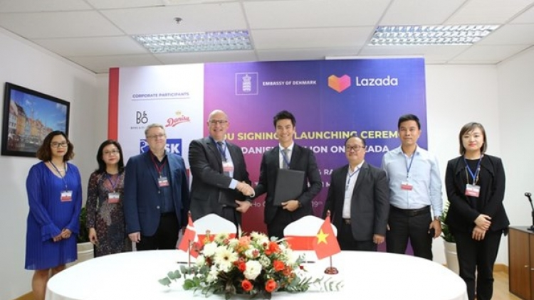 Danish firms offered chances to access Vietnamese market