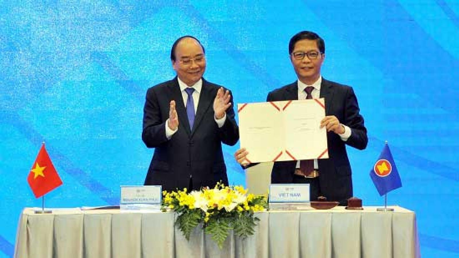 RCEP giúp vực dậy niềm tin của kinh tế thế giới