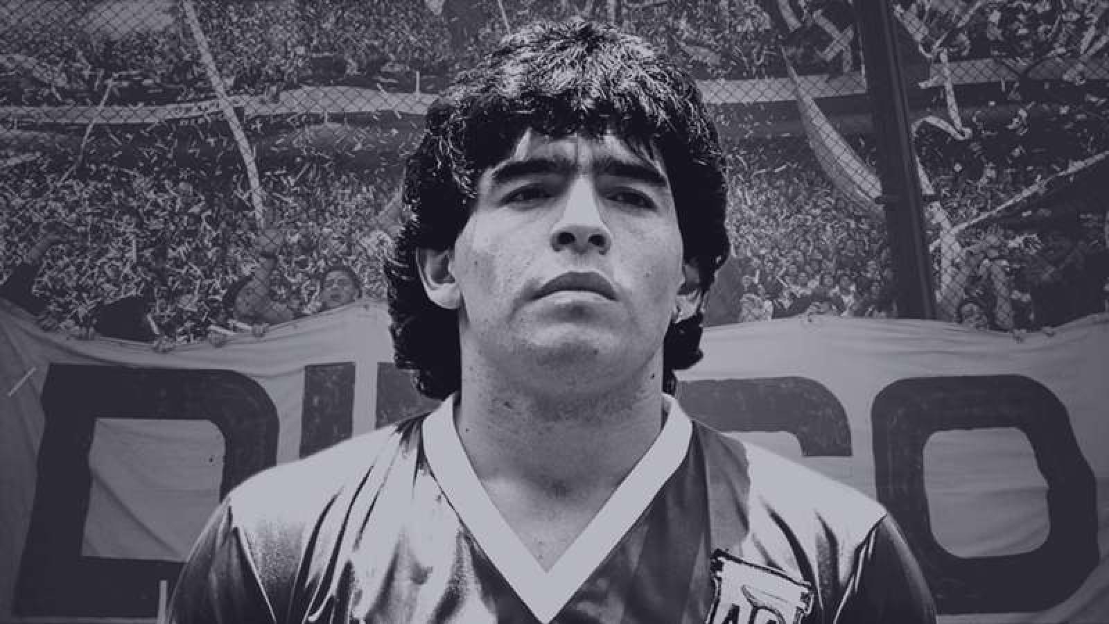 Huyền thoại bóng đá Maradona qua đời: Pele, Ronaldo và Messi gửi lời chia buồn