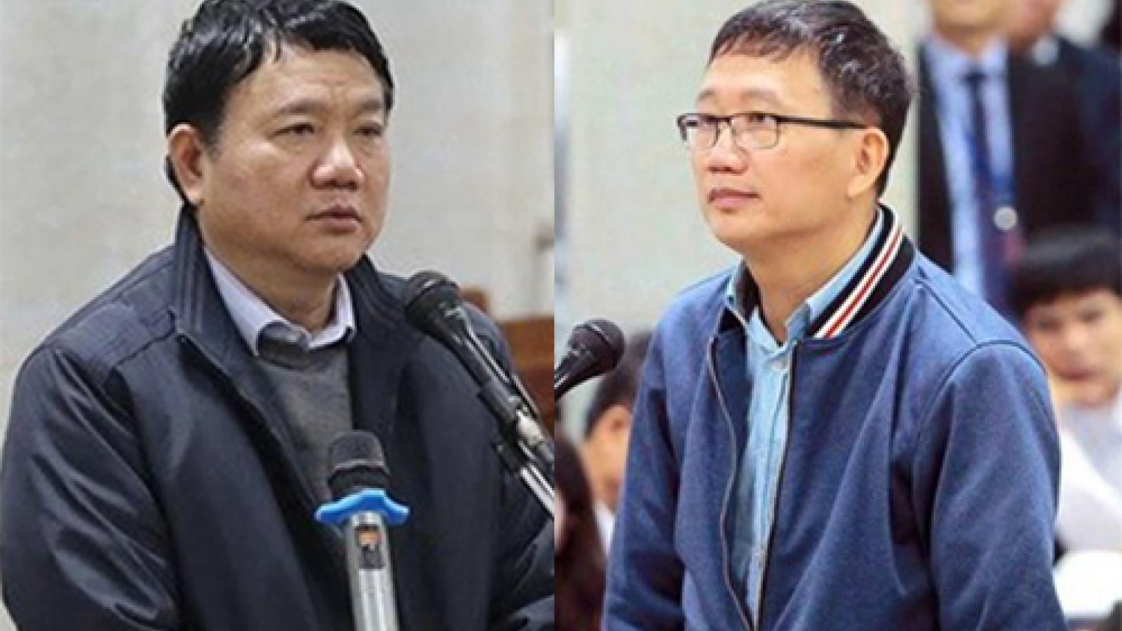 Vụ Ethanol Phú Thọ: Ông Đinh La Thăng ưu ái PVC của Trịnh Xuân Thanh