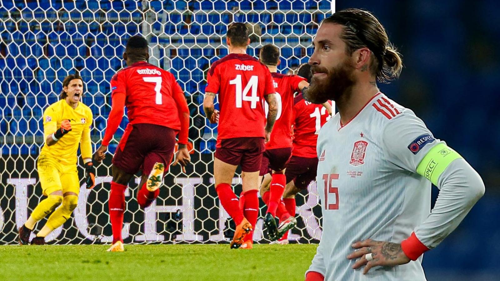 Đội hình tiêu biểu Nations League tuần này: Gọi tên khắc tinh của Sergio Ramos