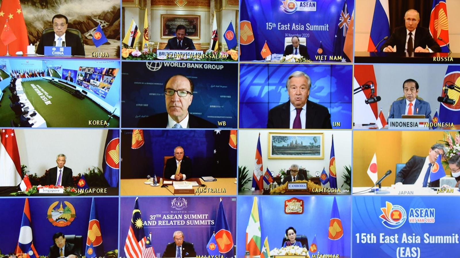 Vấn đề Biển Đông được thảo luận ra sao tại Hội nghị Cấp cao ASEAN 37 và EAS 15?