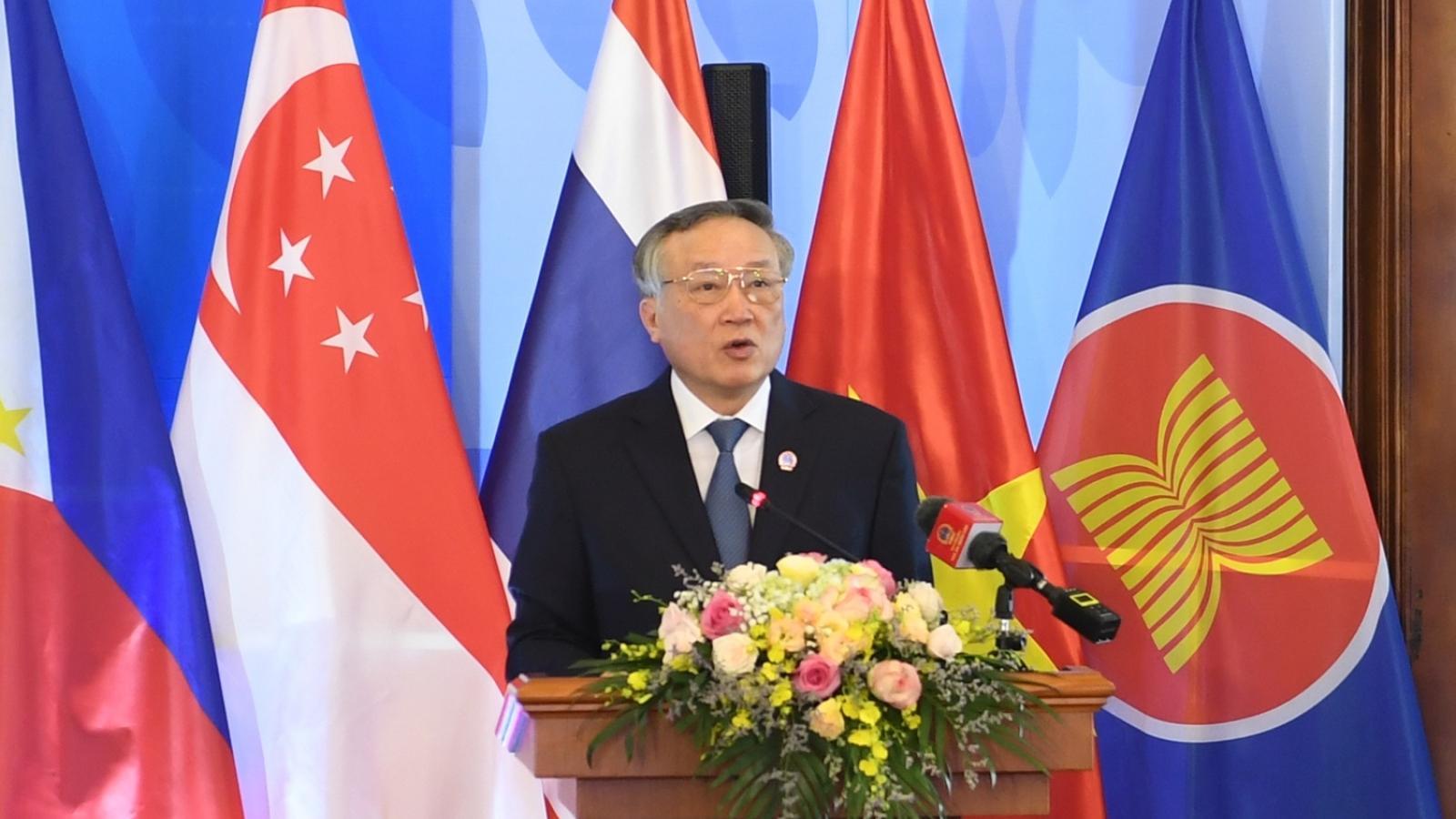 Khai mạc Hội nghị Hội đồng Chánh án các nước ASEAN
