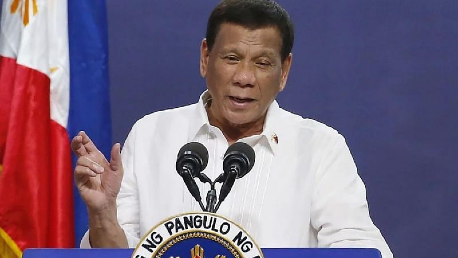 Tổng thống Philippines Duterte sẽ tham dự ASEAN 37 và APEC 2020
