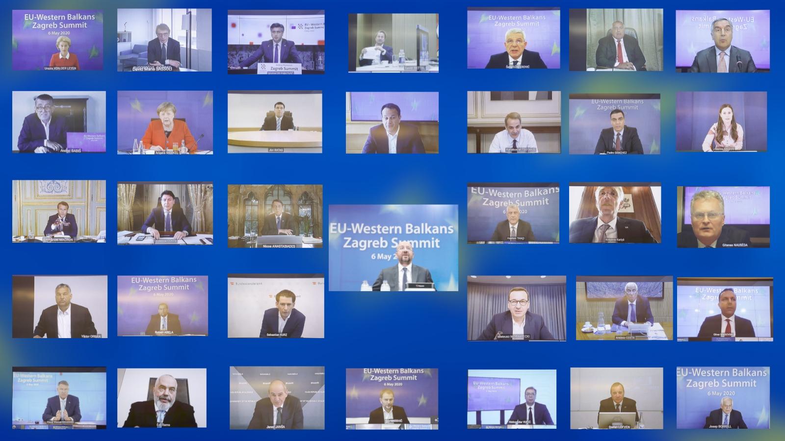 Các nước Tây Balkan cam kết cải thiện toàn diện để hội nhập EU