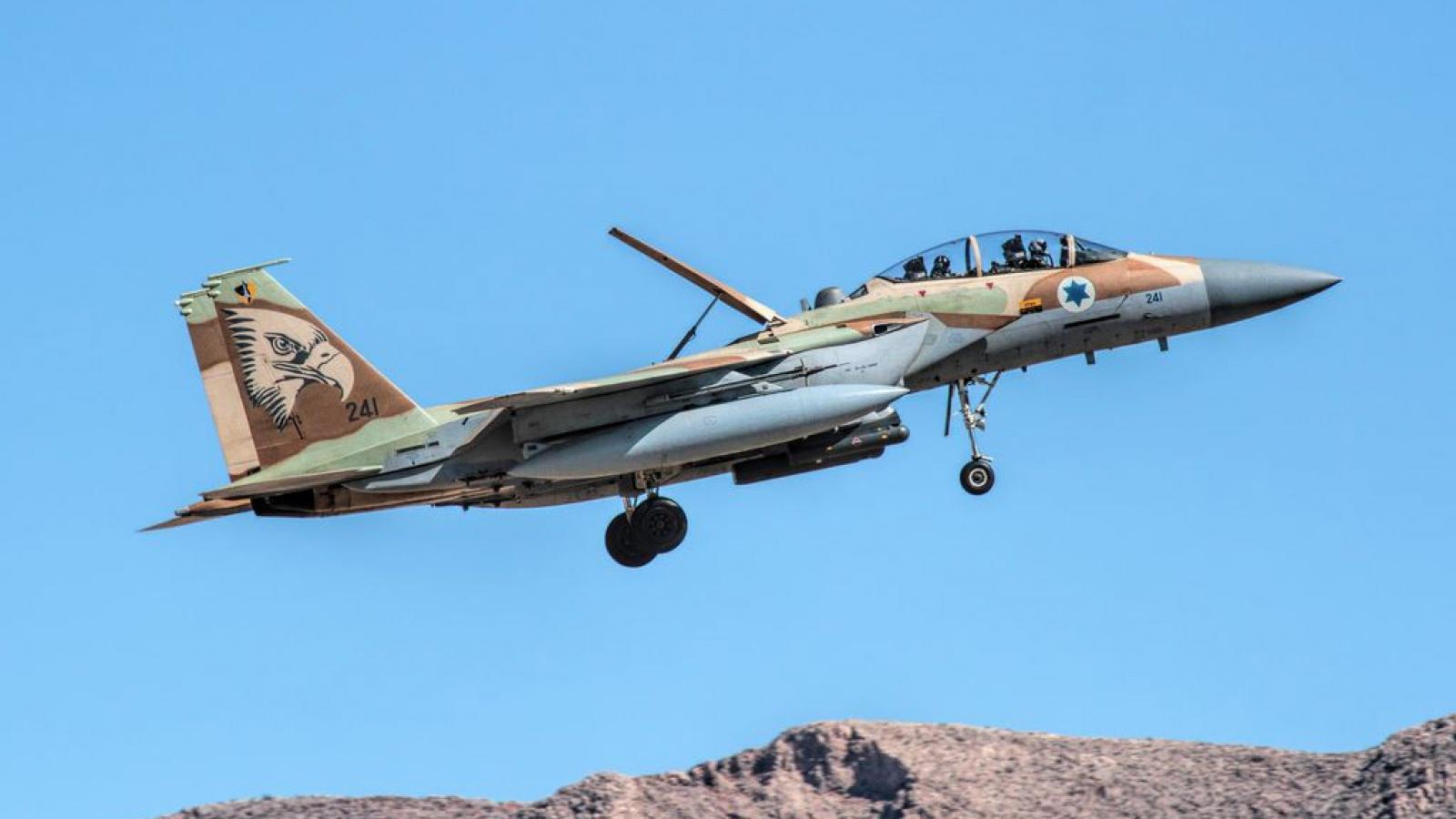 """5 """"vũ khí"""" giúp Israel sở hữu đội quân mạnh nhất Trung Đông"""