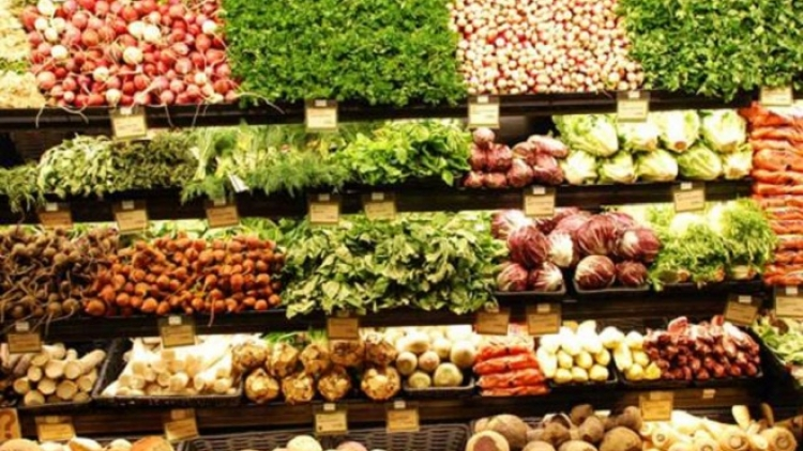 Bí quyết phân biệt rau củ quả Trung Quốc