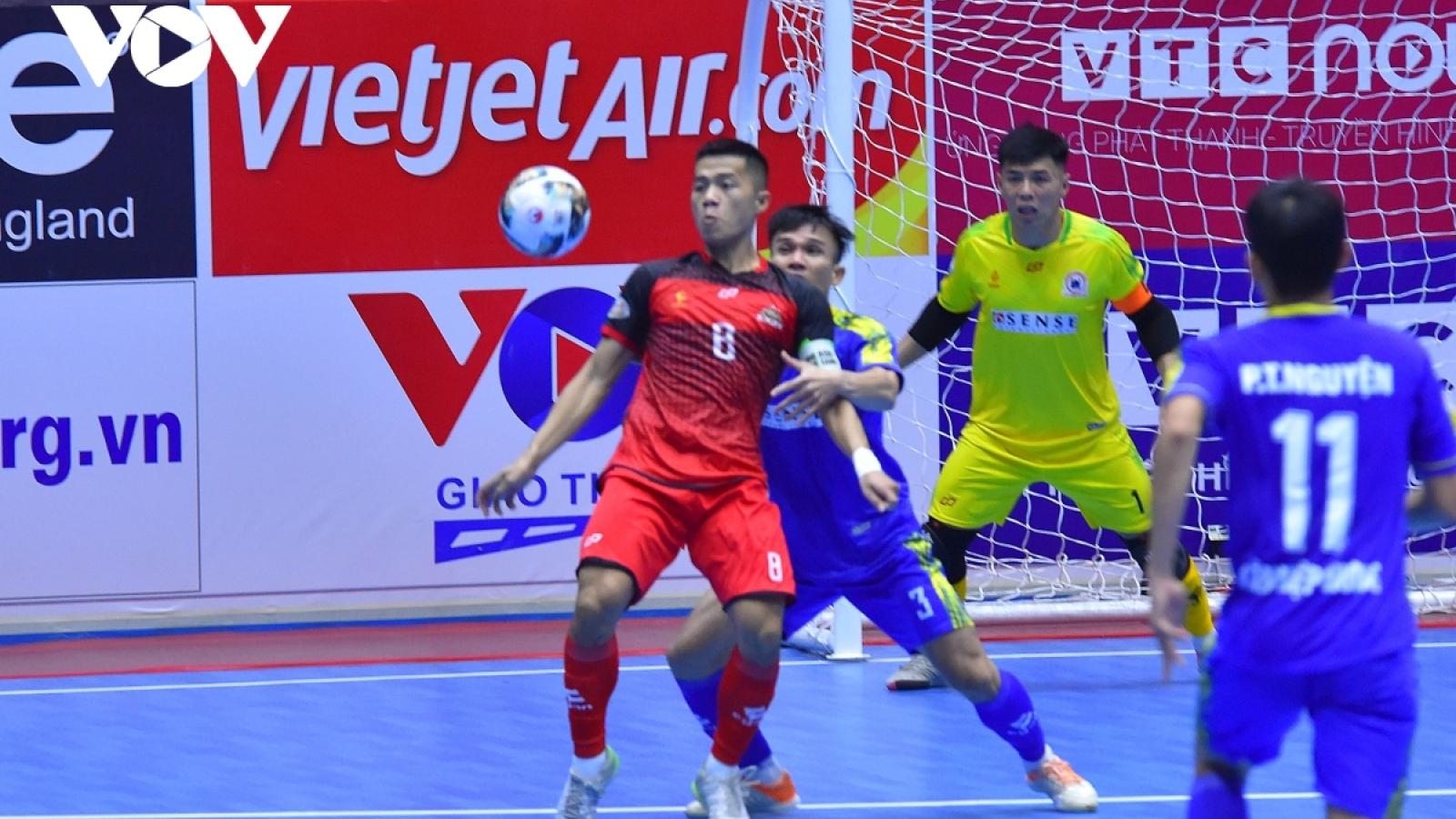 Trực tiếp S.S.Khánh Hòa vs Cao Bằng tại Giải Futsal HDBank Cúp Quốc gia 2020