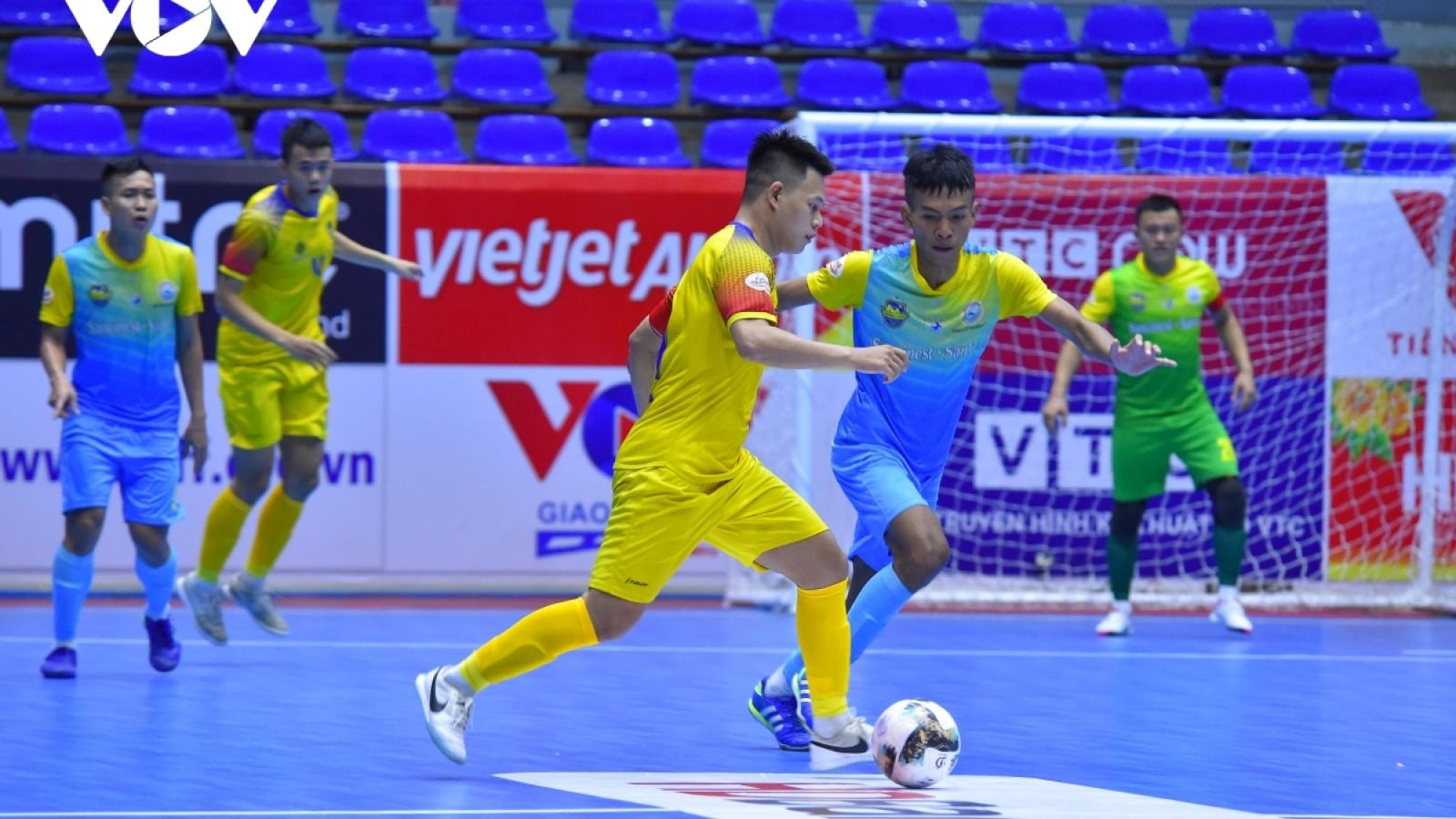 Trực tiếp Tân Hiệp Hưng vs Quảng Nam tại Giải Futsal HDBank Cúp Quốc gia 2020