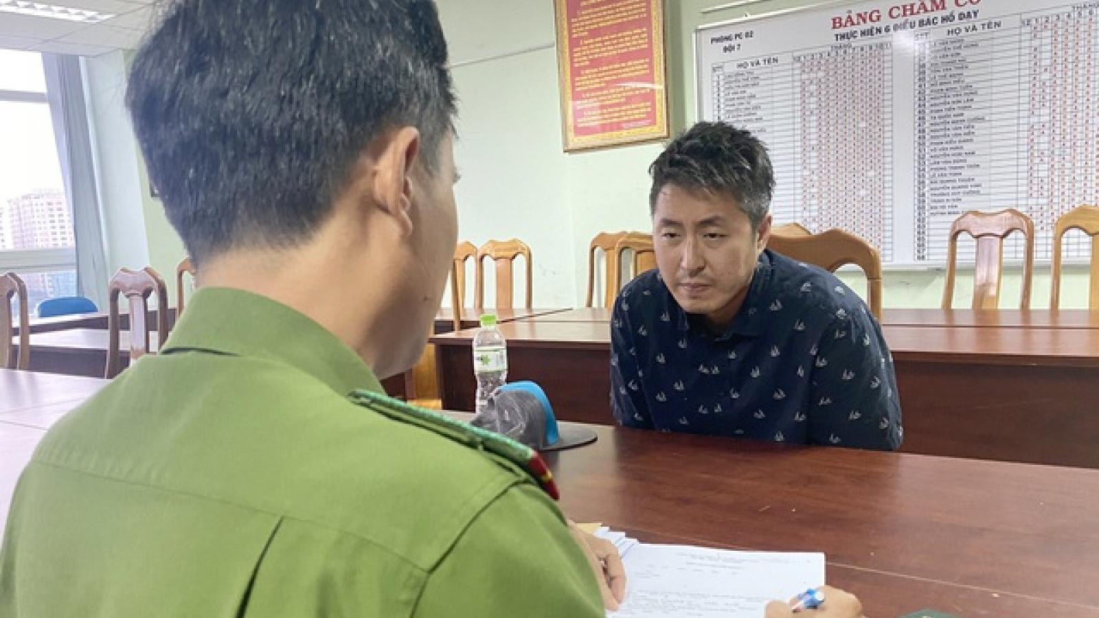 Gã giám đốc Hàn Quốc dùng 10 viên thuốc ngủ, 9 găng tay để sát hại bạn