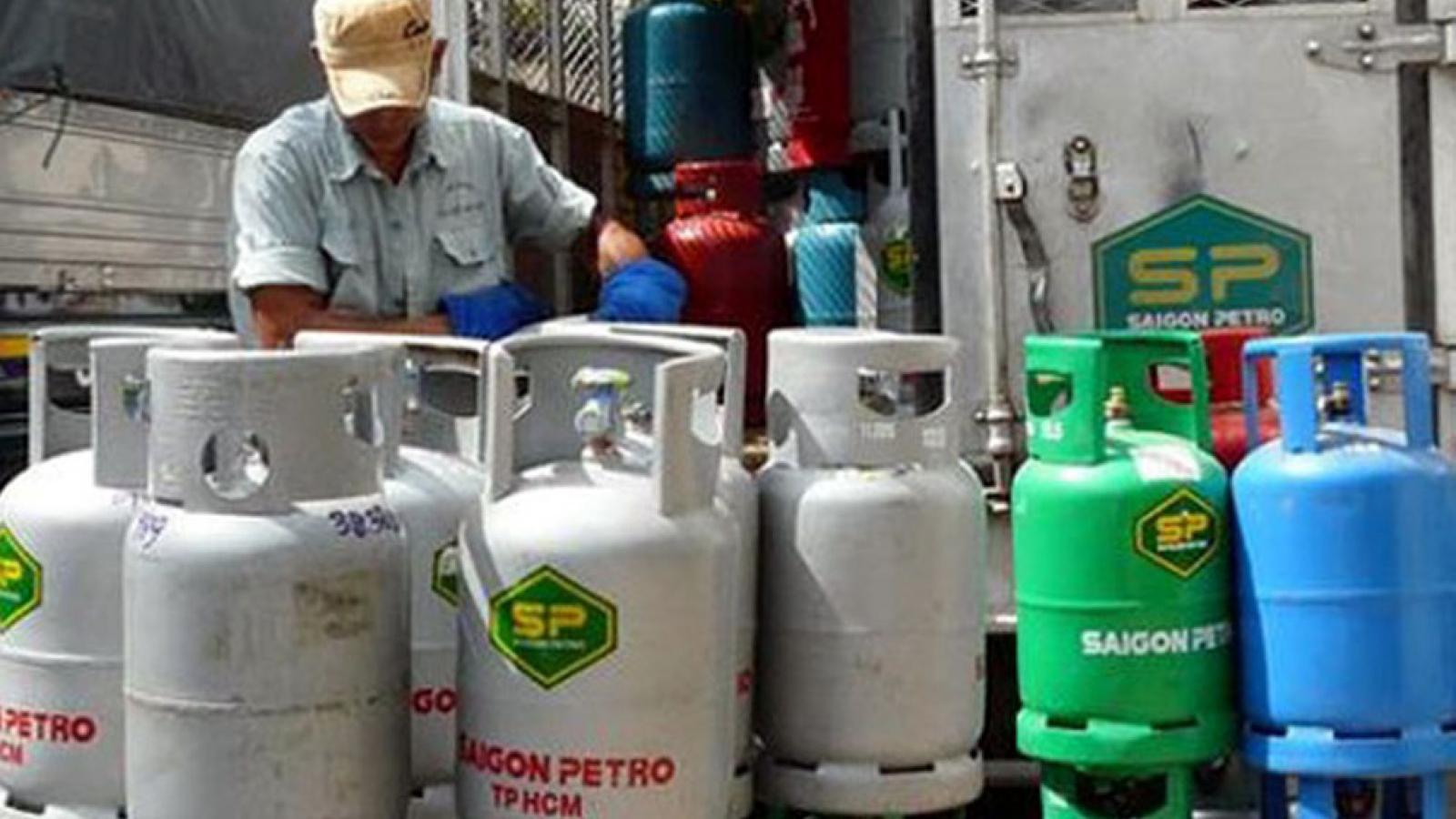 Giá gas tăng lần thứ 5 liên tiếp