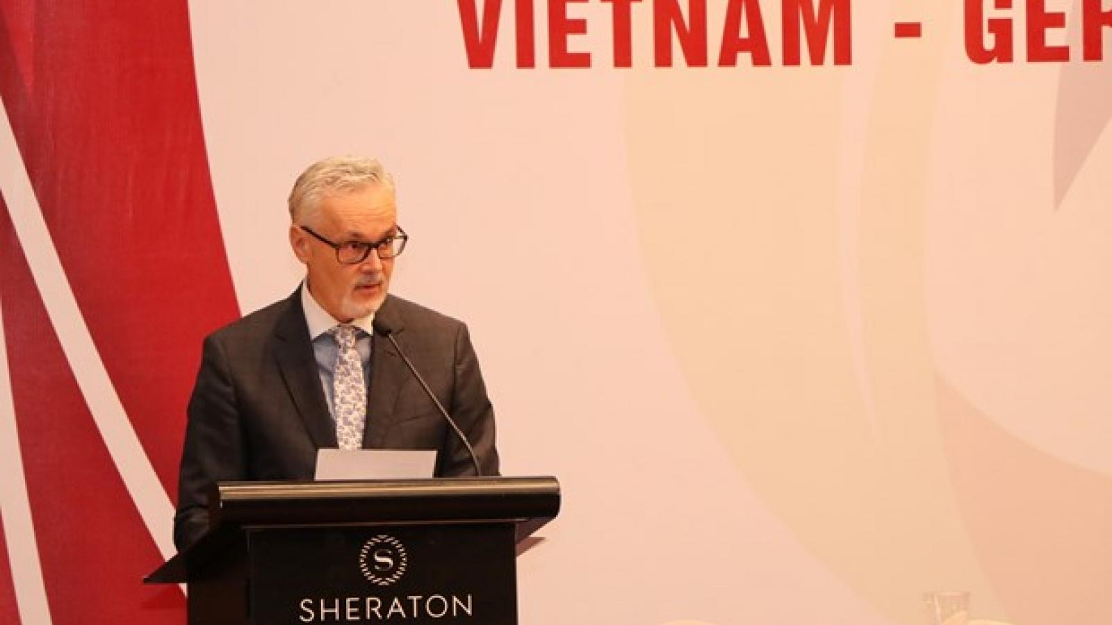 Forum promotes Vietnam - Germany economic, trade cooperation