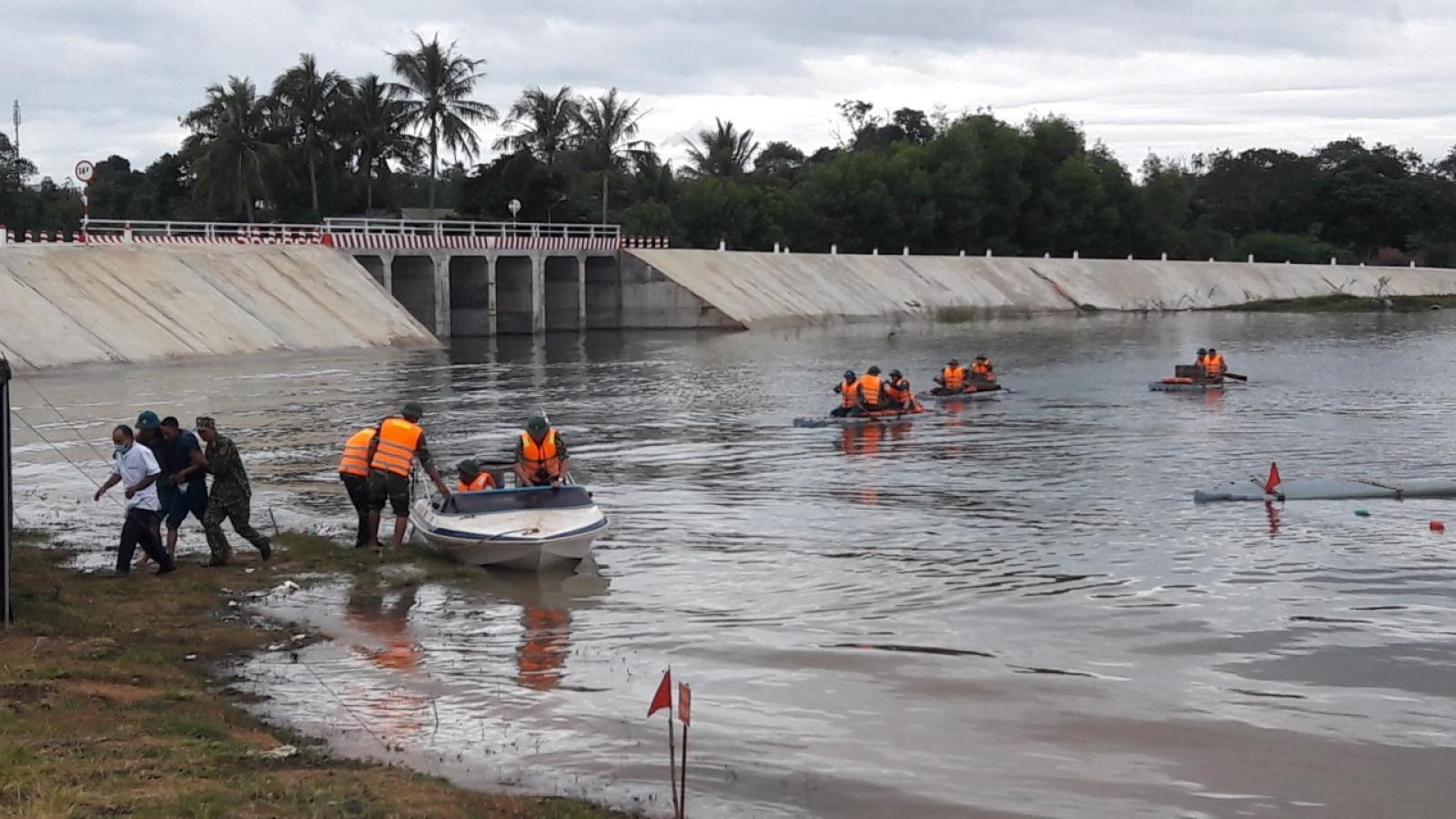 Đăk Lăk đảm bảo an toàn hạ du các hồ chứa và chủ động ứng phó với bão số 12