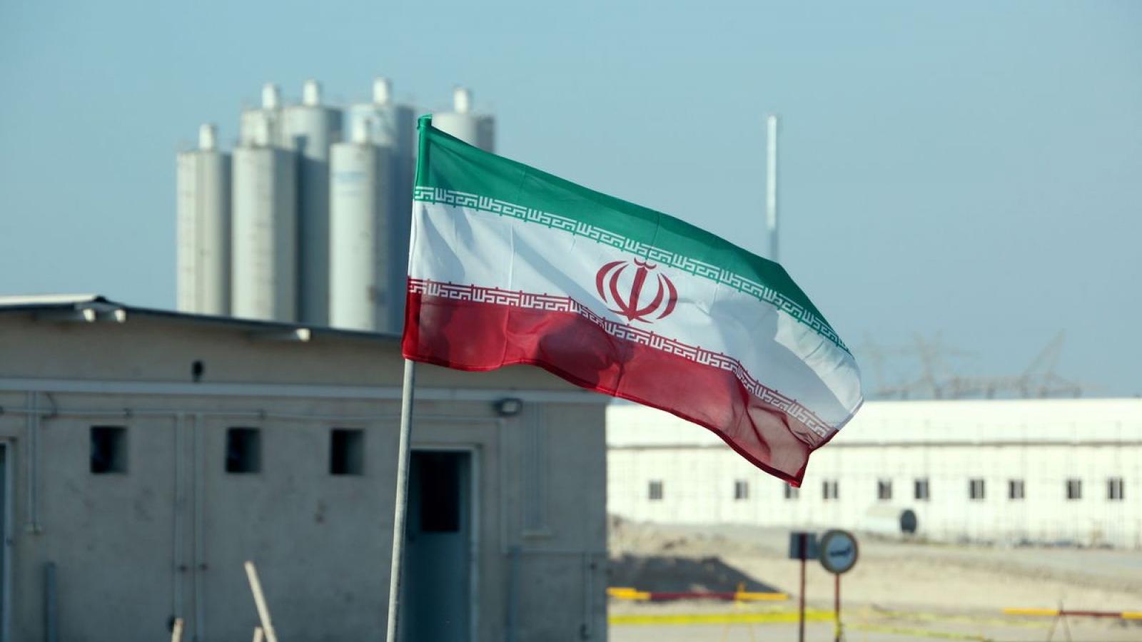 Iran đẩy nhanh việc xem xét dự luật về tăng cường hoạt động hạt nhân