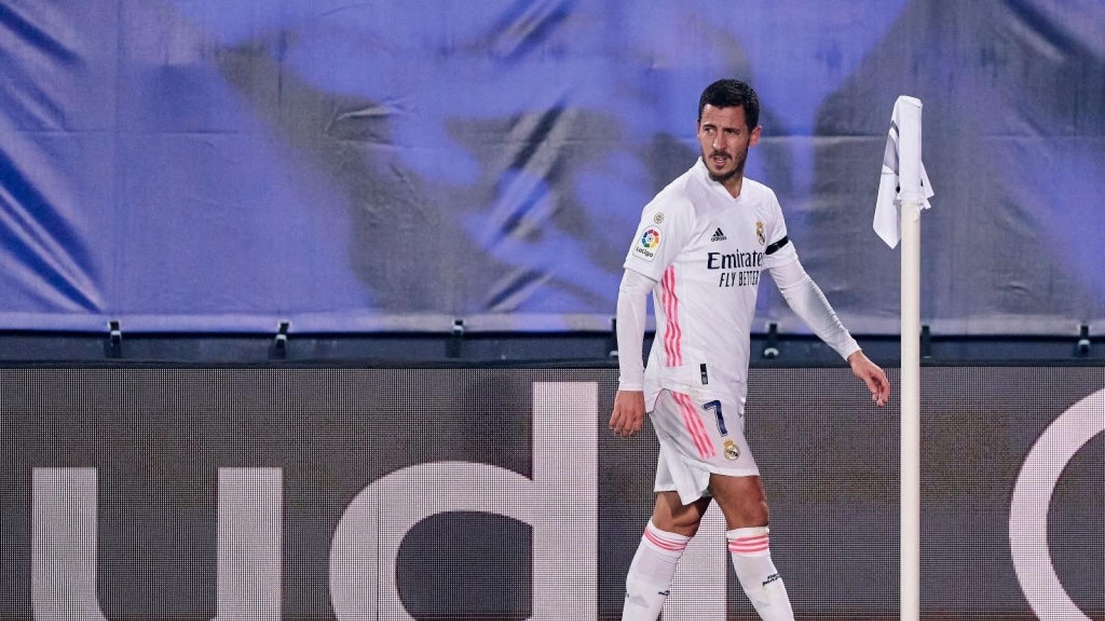 Real Madrid tổn thất lực lượng sau trận thua Deportivo Alaves