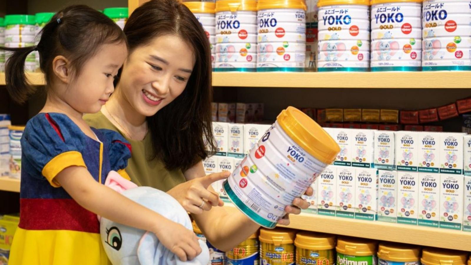 Vinamilk là Thương hiệu Quốc gia 12 năm liền, đưa thương hiệu sữa Việt vươn tầm thế giới